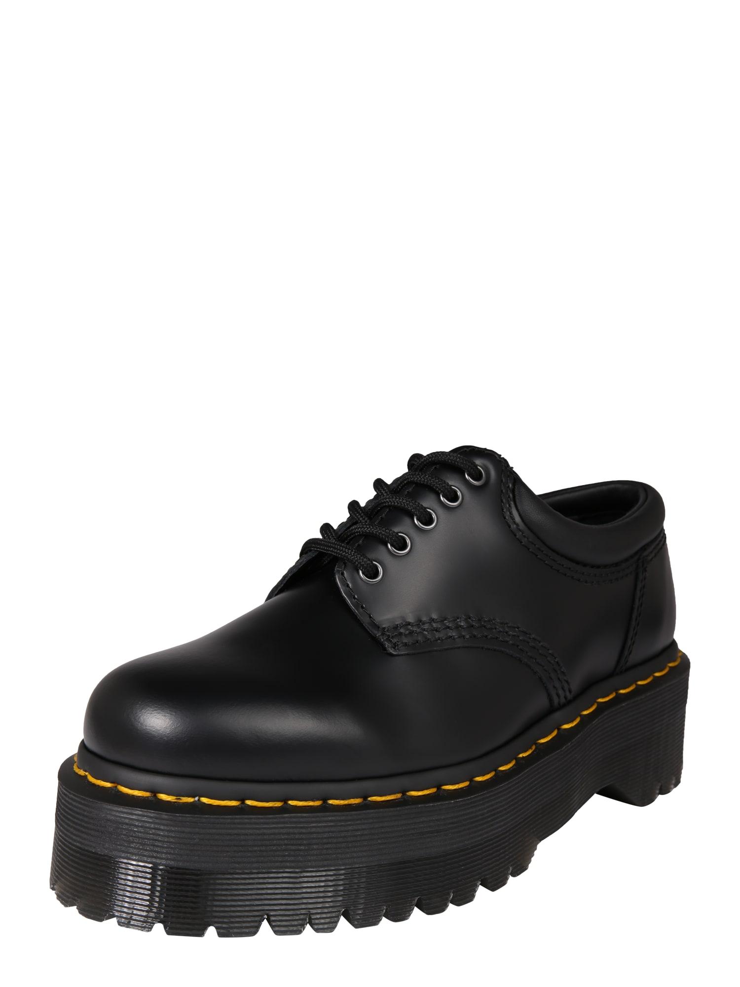 Šněrovací boty 5 Tie Shoe 8053 černá Dr. Martens