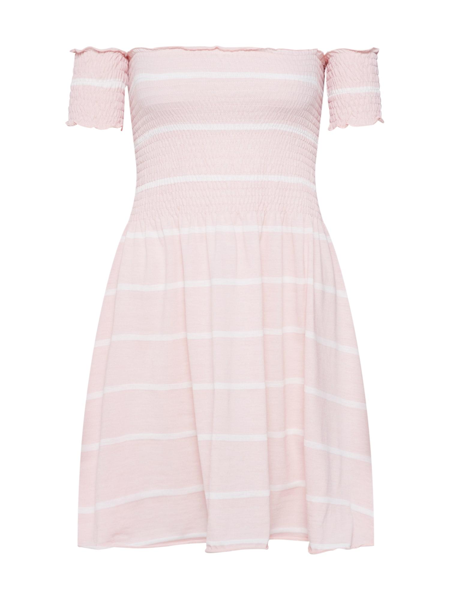 Letní šaty růžová Review