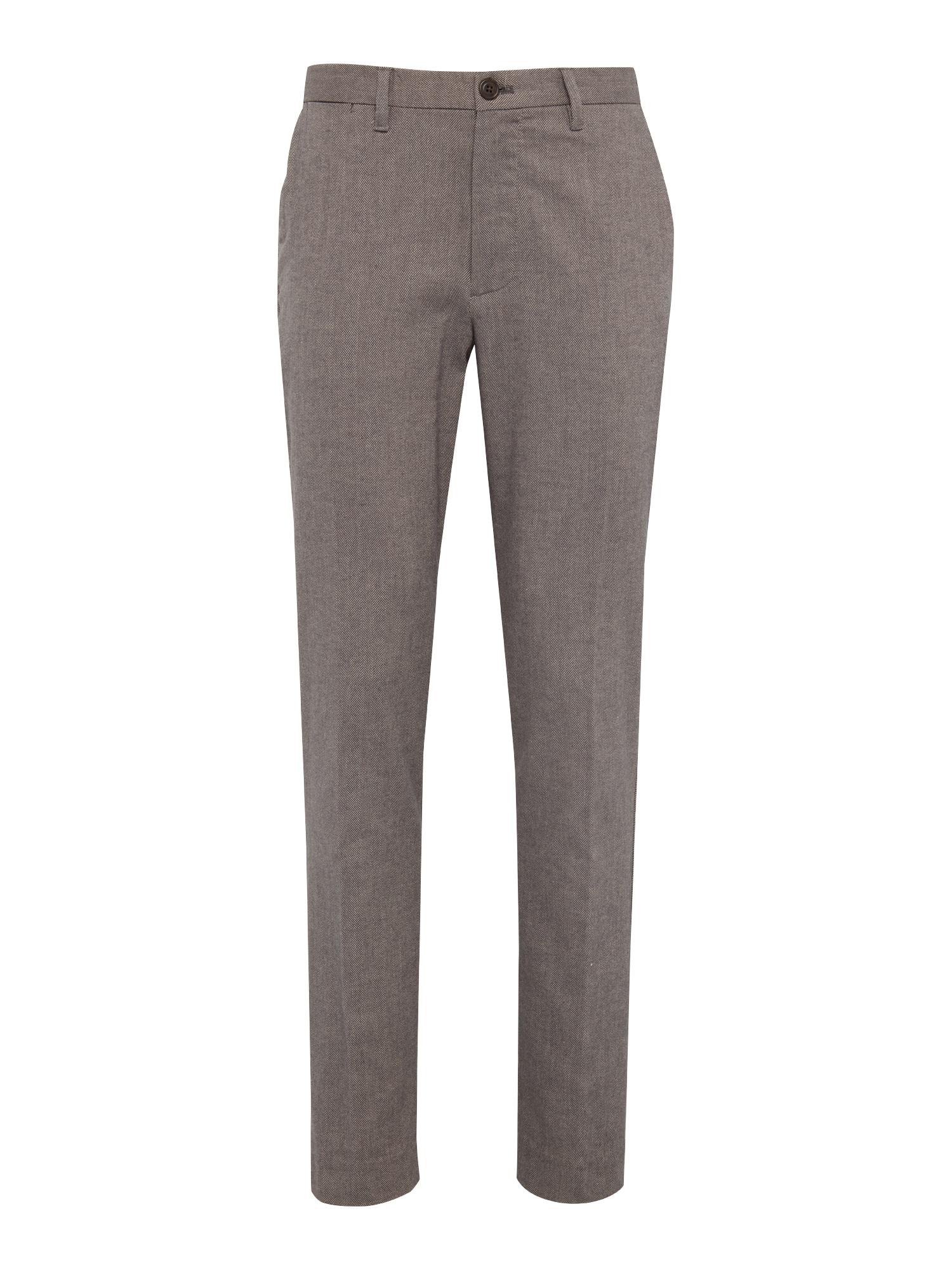 Kalhoty s puky režná GAP