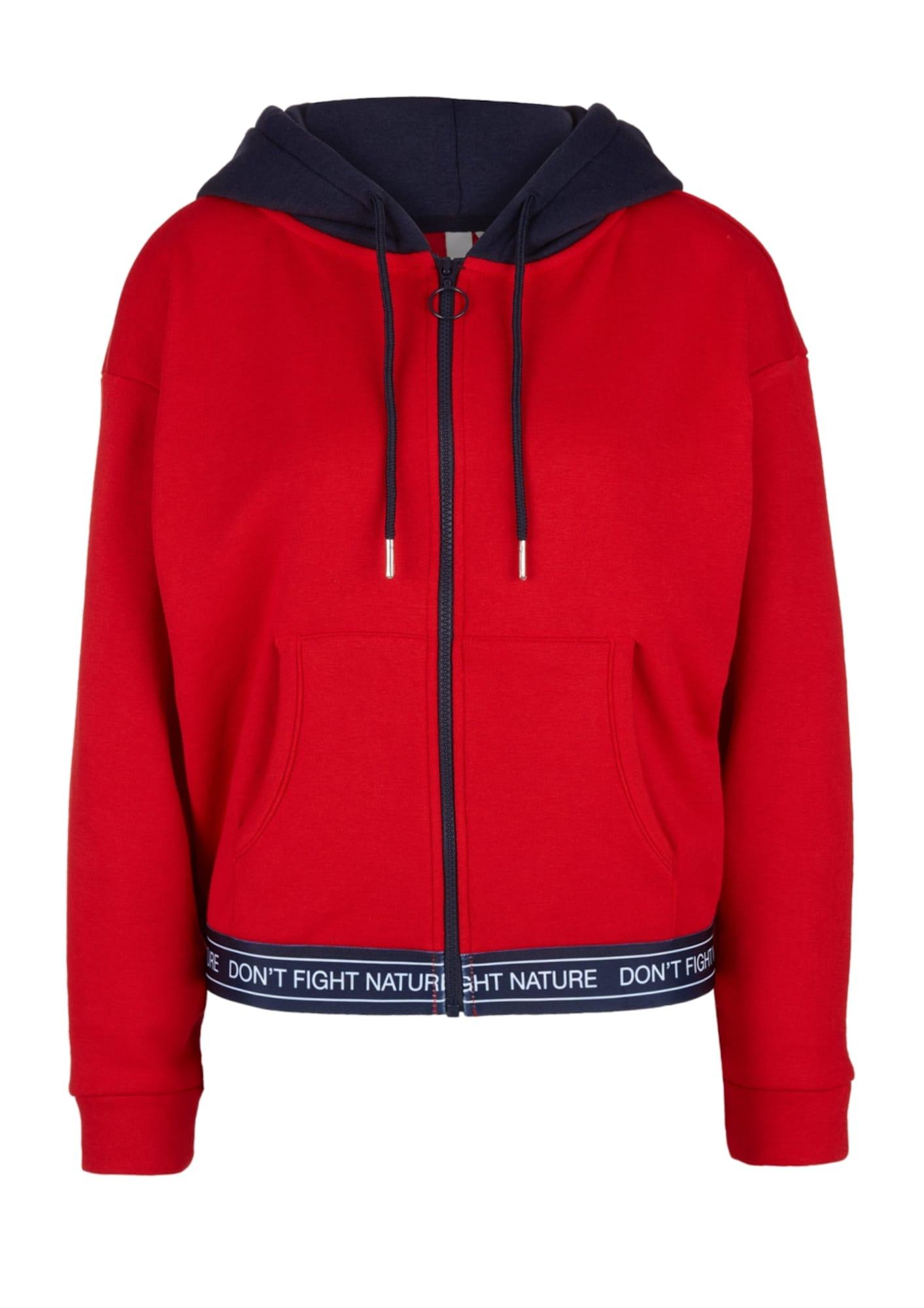 Sweatjacke   Bekleidung > Sweatshirts & -jacken > Sweatjacken   Q/S Designed By
