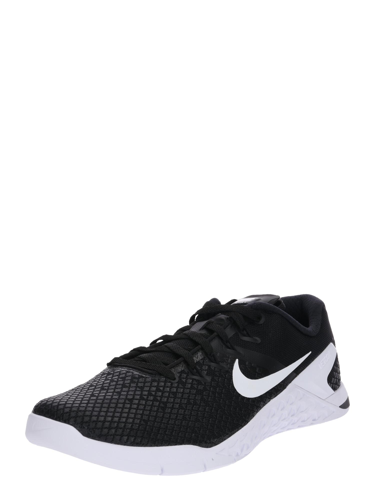 Sportovní boty Metcon 4 XD černá bílá NIKE