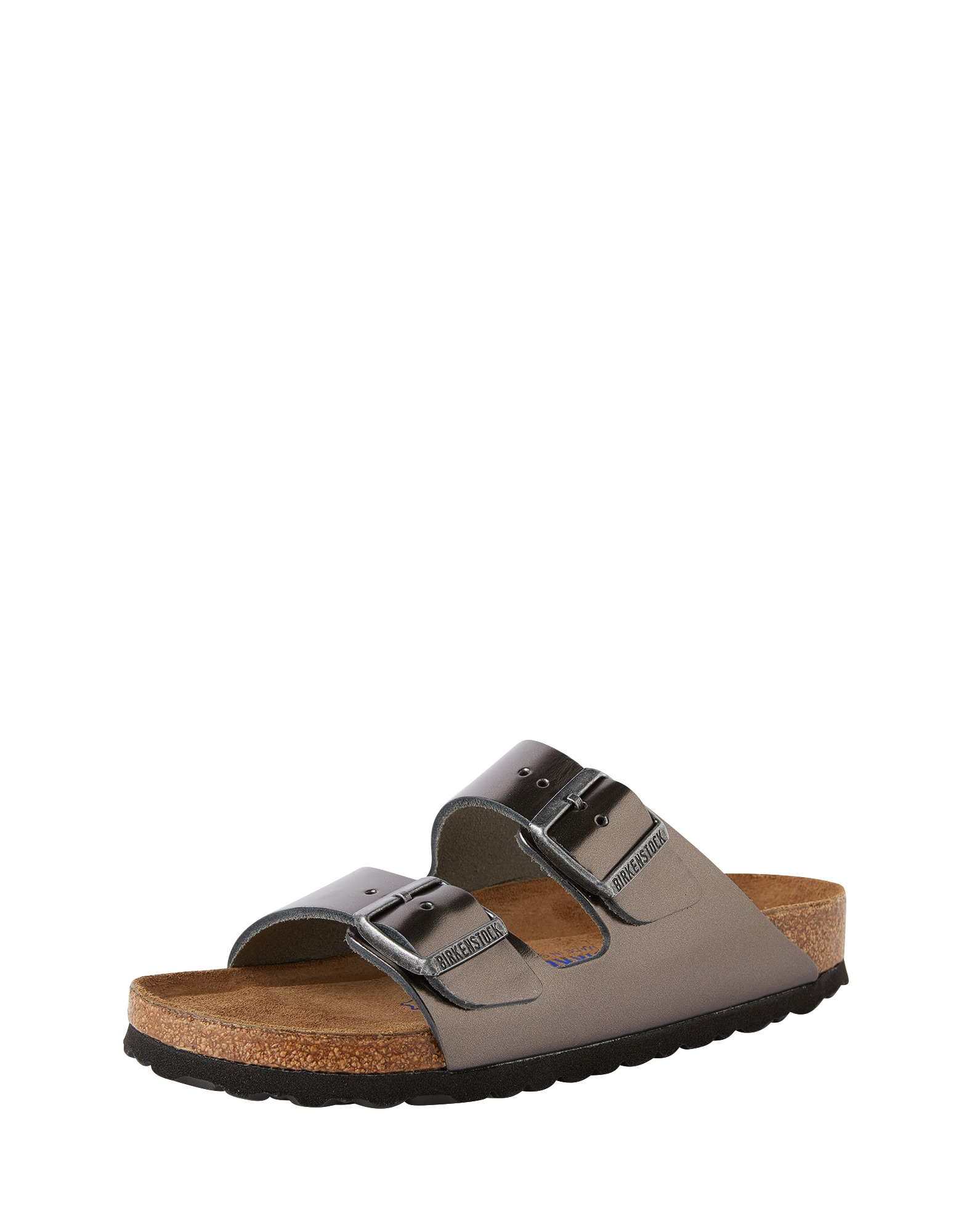Pantofle Arizona SFB antracitová BIRKENSTOCK
