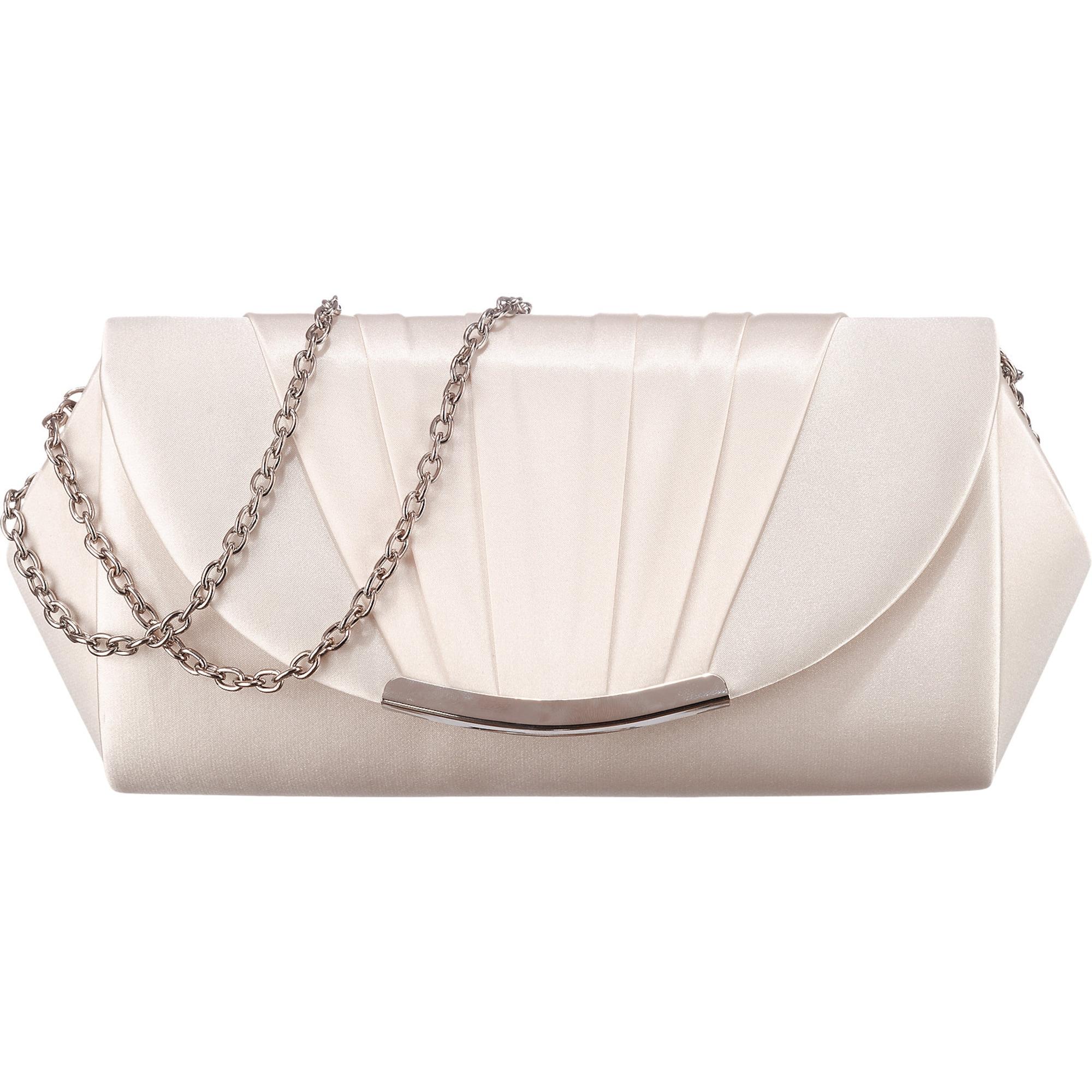 Abendtasche 'Scala' | Taschen > Handtaschen > Abendtaschen | Creme | Picard