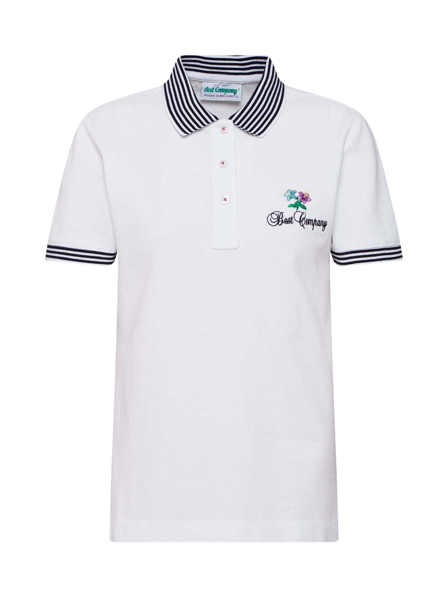 Tričko mix barev bílá Best Company