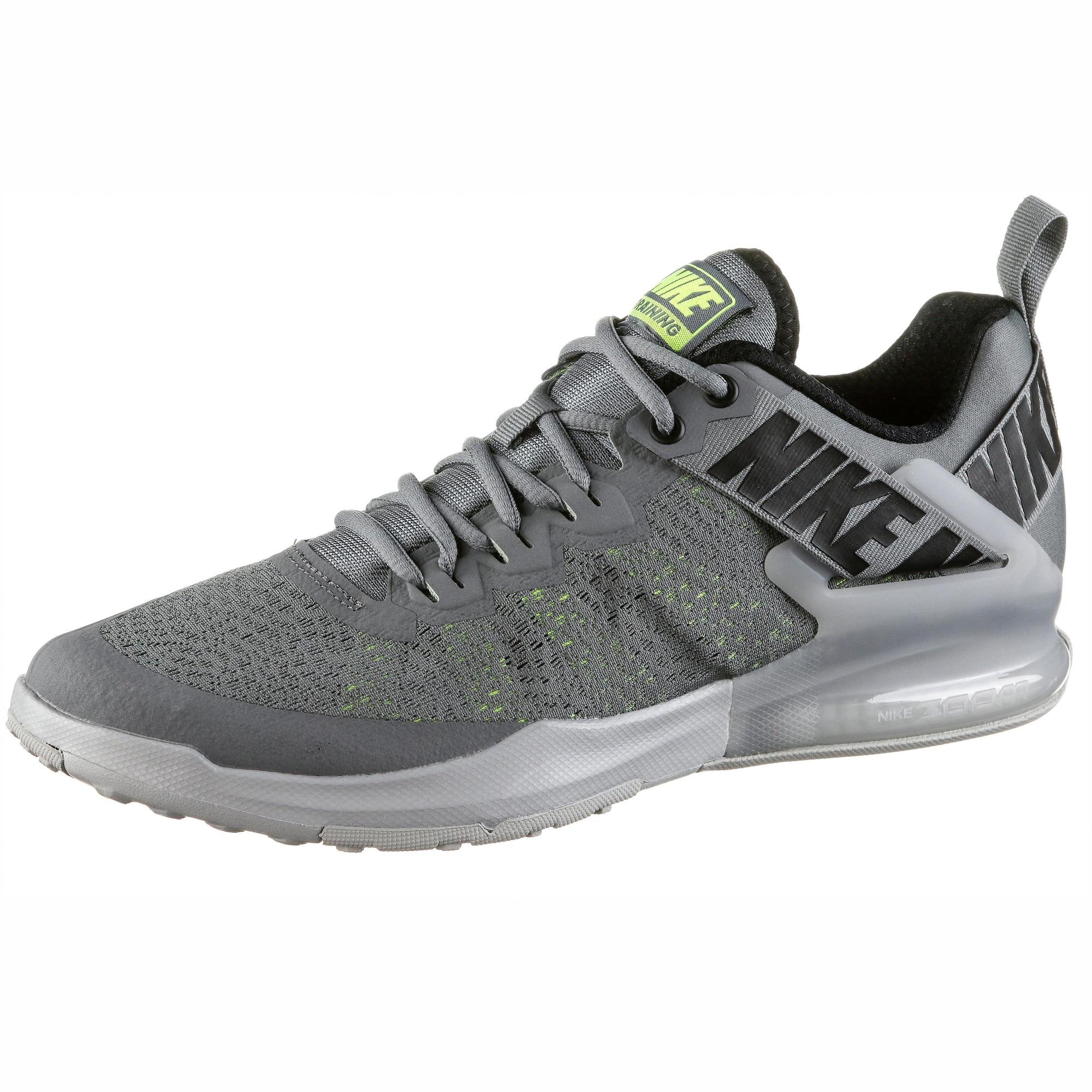 Sportovní boty Zoom Domination TR 2 šedá kiwi černá NIKE