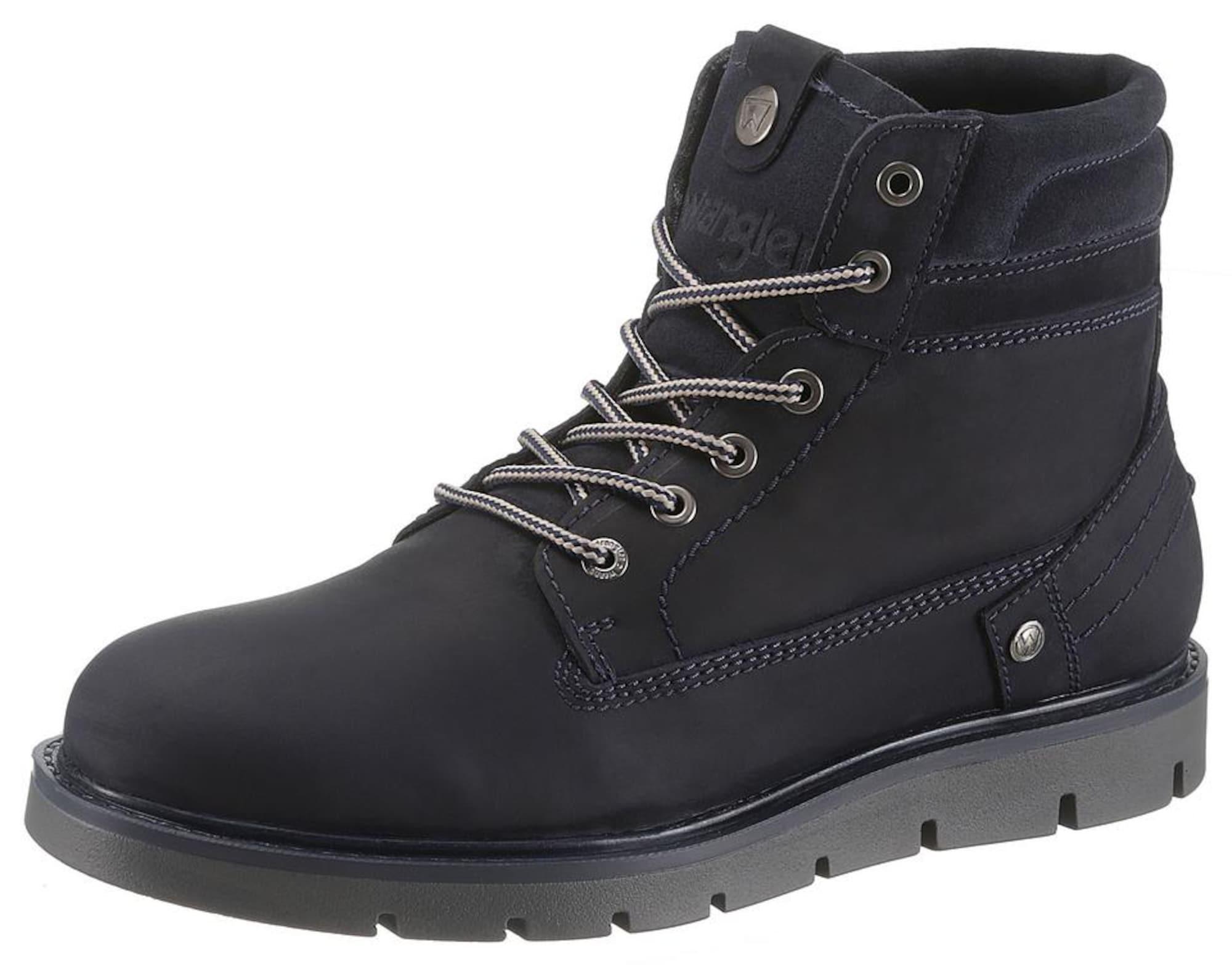 Schnürboots | Schuhe > Boots | Wrangler