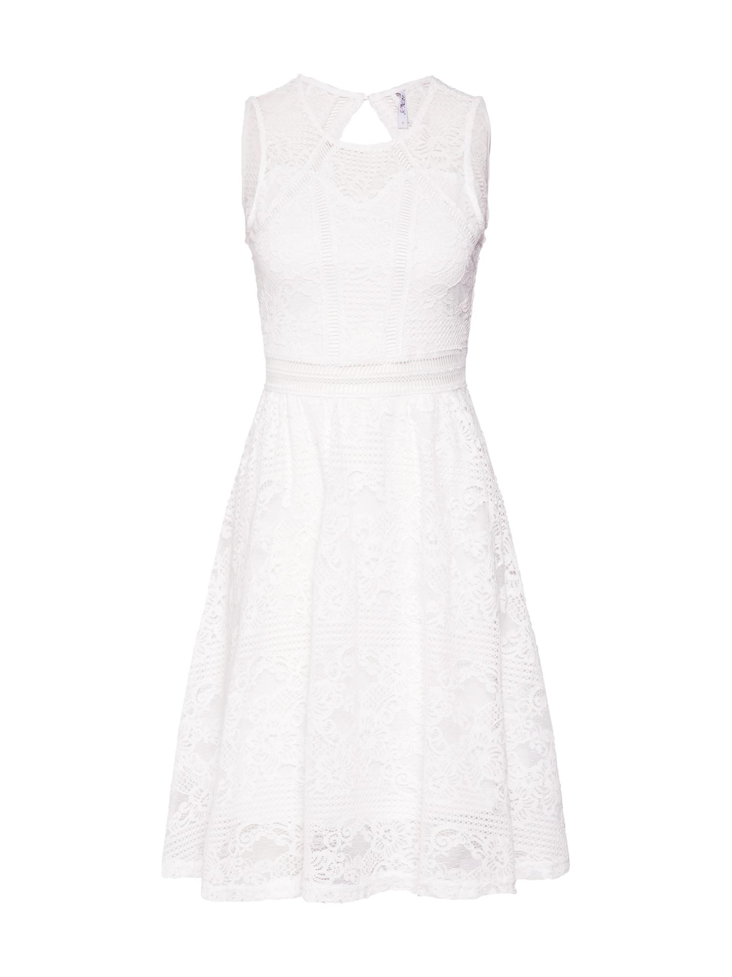 Letní šaty Cora bílá Hailys