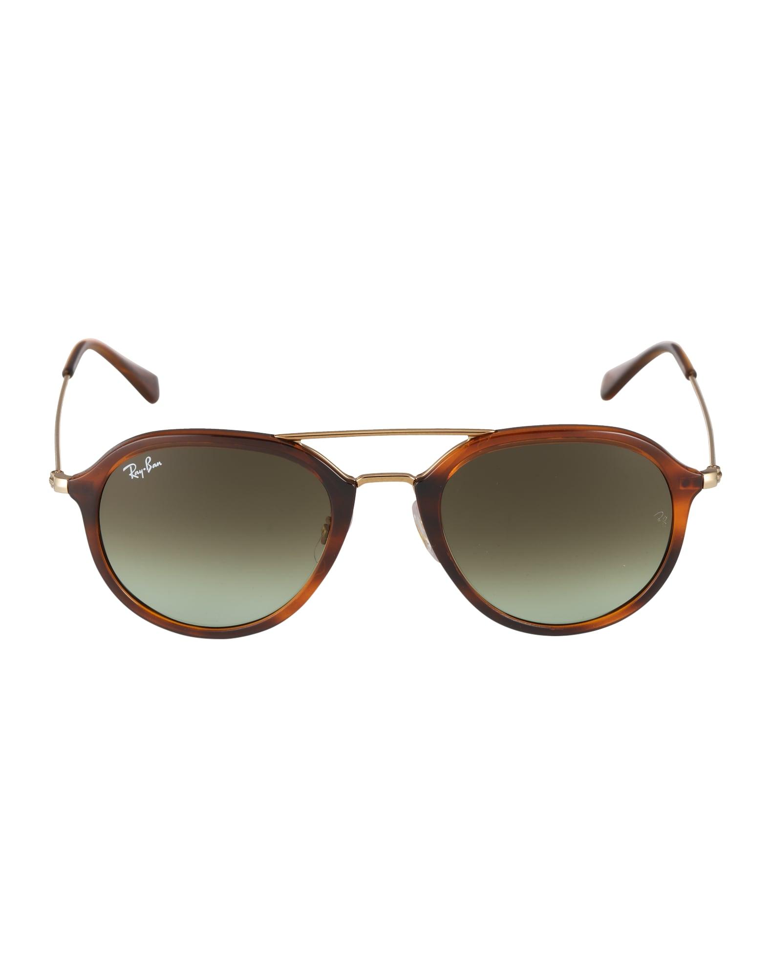 Sluneční brýle 0RB4253 hnědá zlatá Ray-Ban