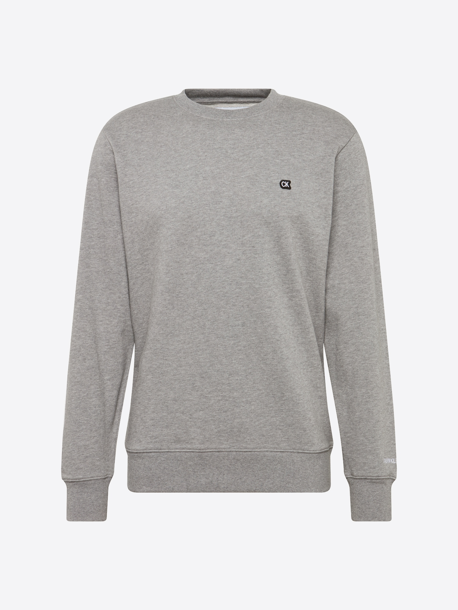 Sweatshirt 'CKJ CHEST EMBROIDERY CREW NECK'