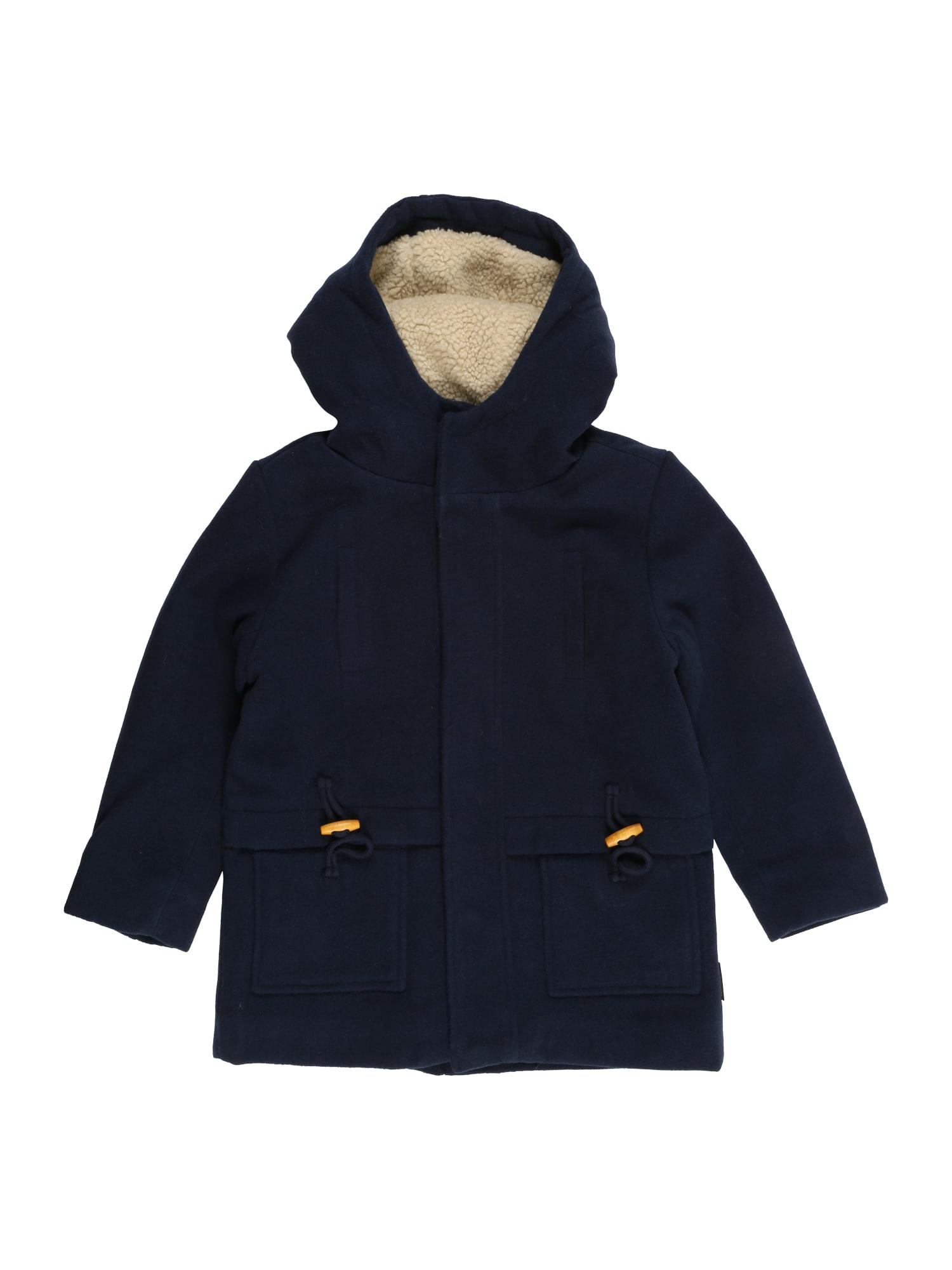 Zimní bunda Vale tmavě modrá Noppies