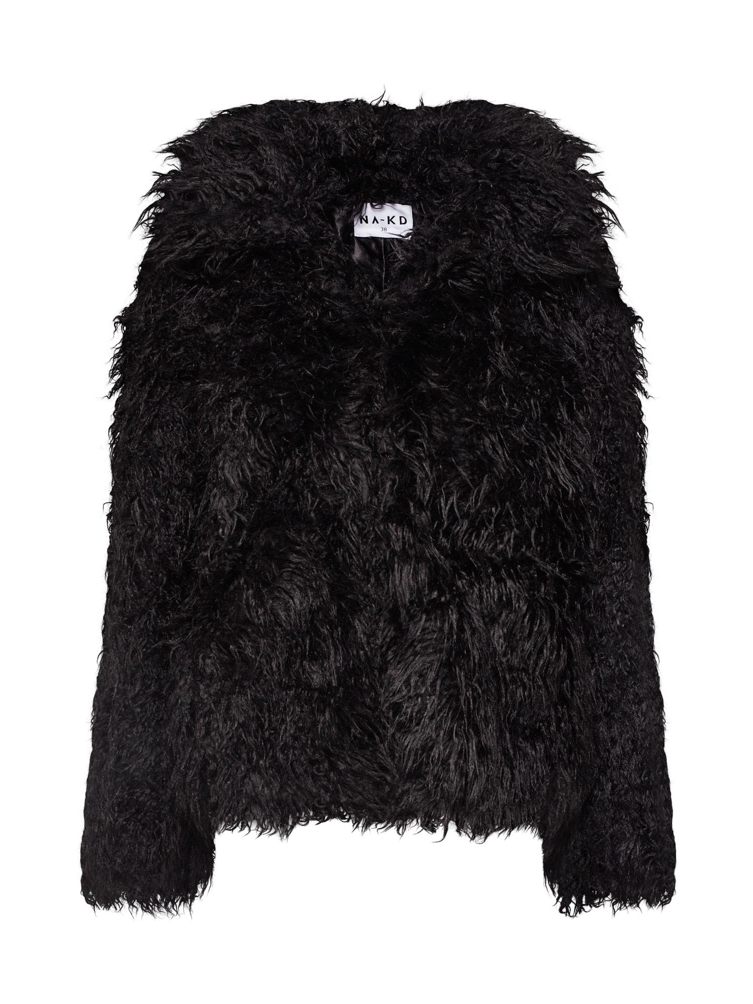 Zimní bunda černá NA-KD