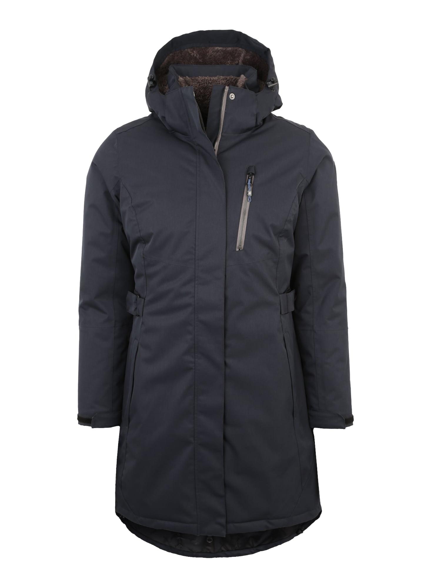 Outdoorový kabát Alisi tmavě modrá KILLTEC
