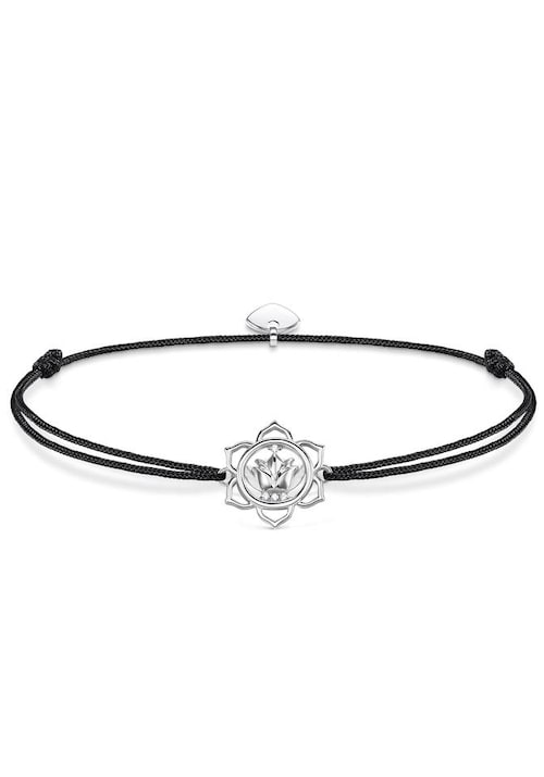 Armband ´Lotosblüte, Little Secret´