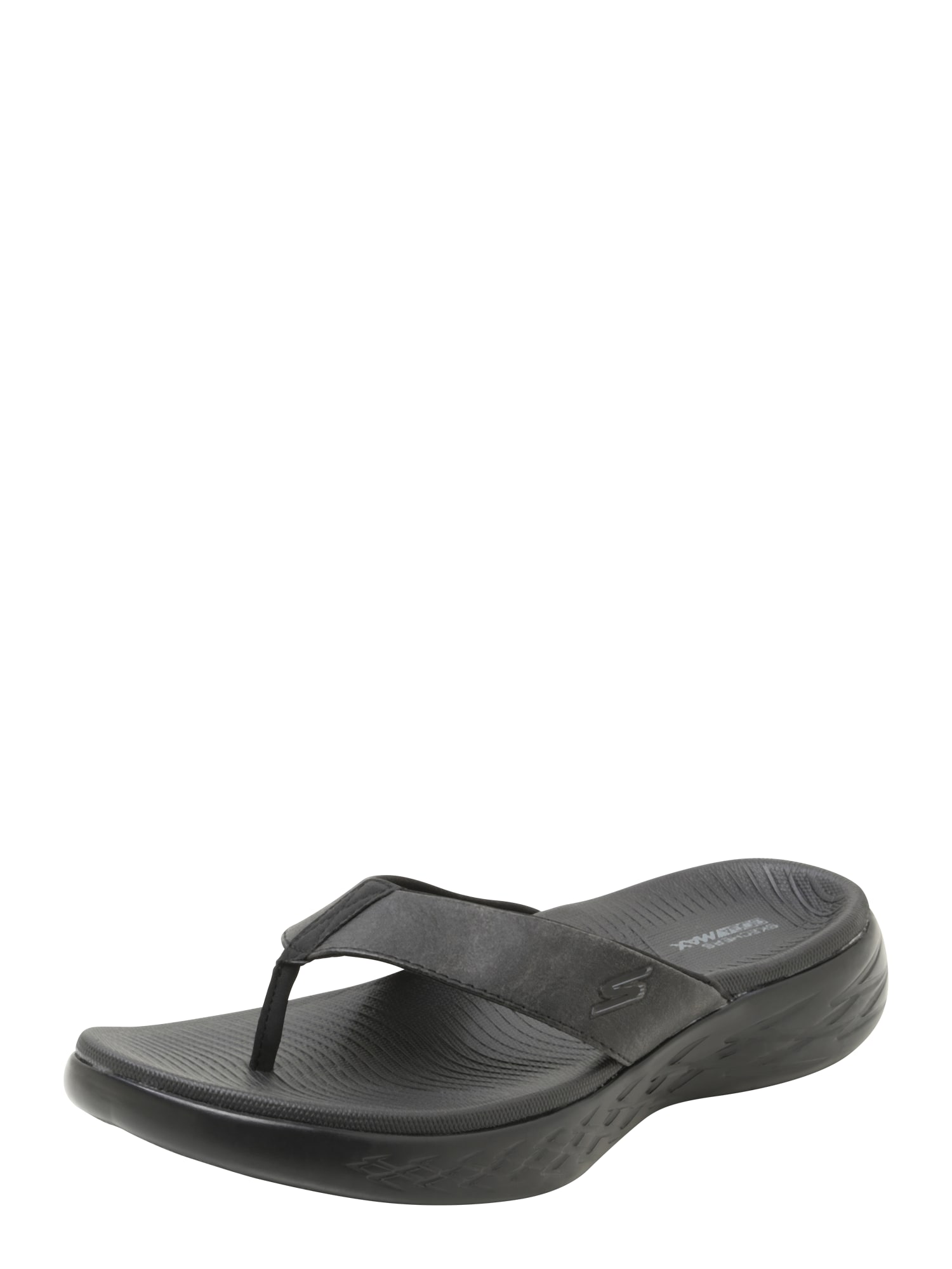 Žabky 3 Point Perform Tex Sandal Molded Footbed černá SKECHERS