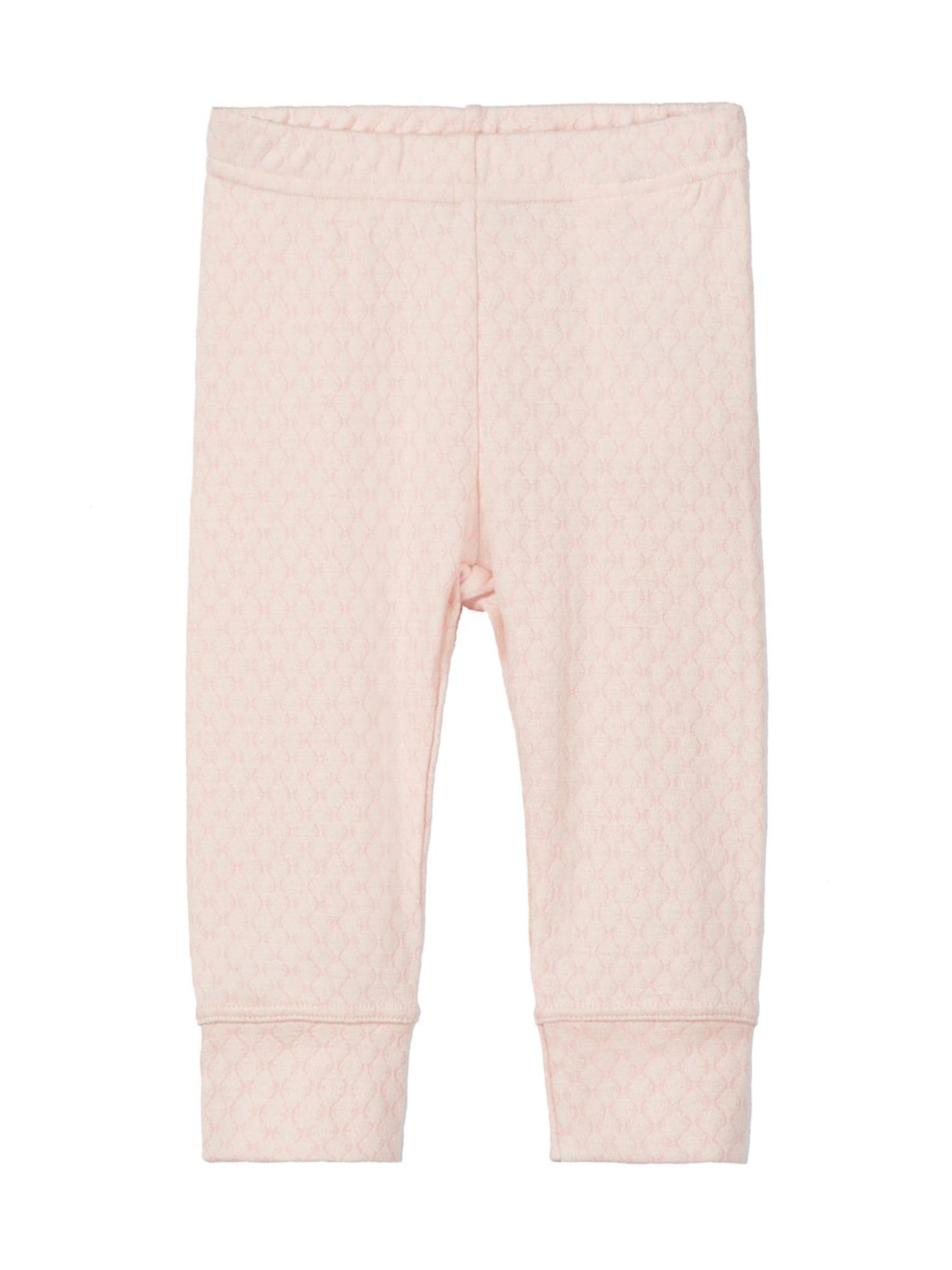 NAME IT Baby Wollen-zijde Legging Roze