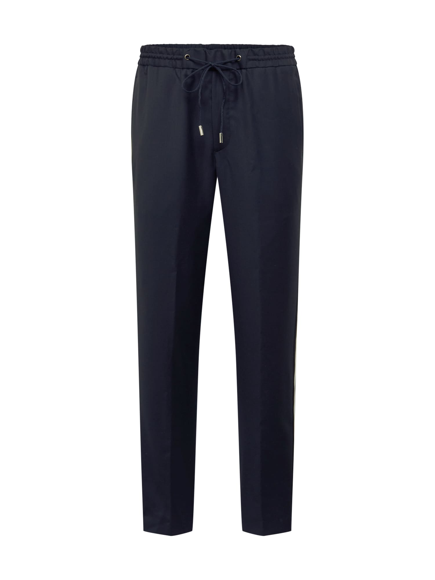 Chino kalhoty kobaltová modř The Kooples