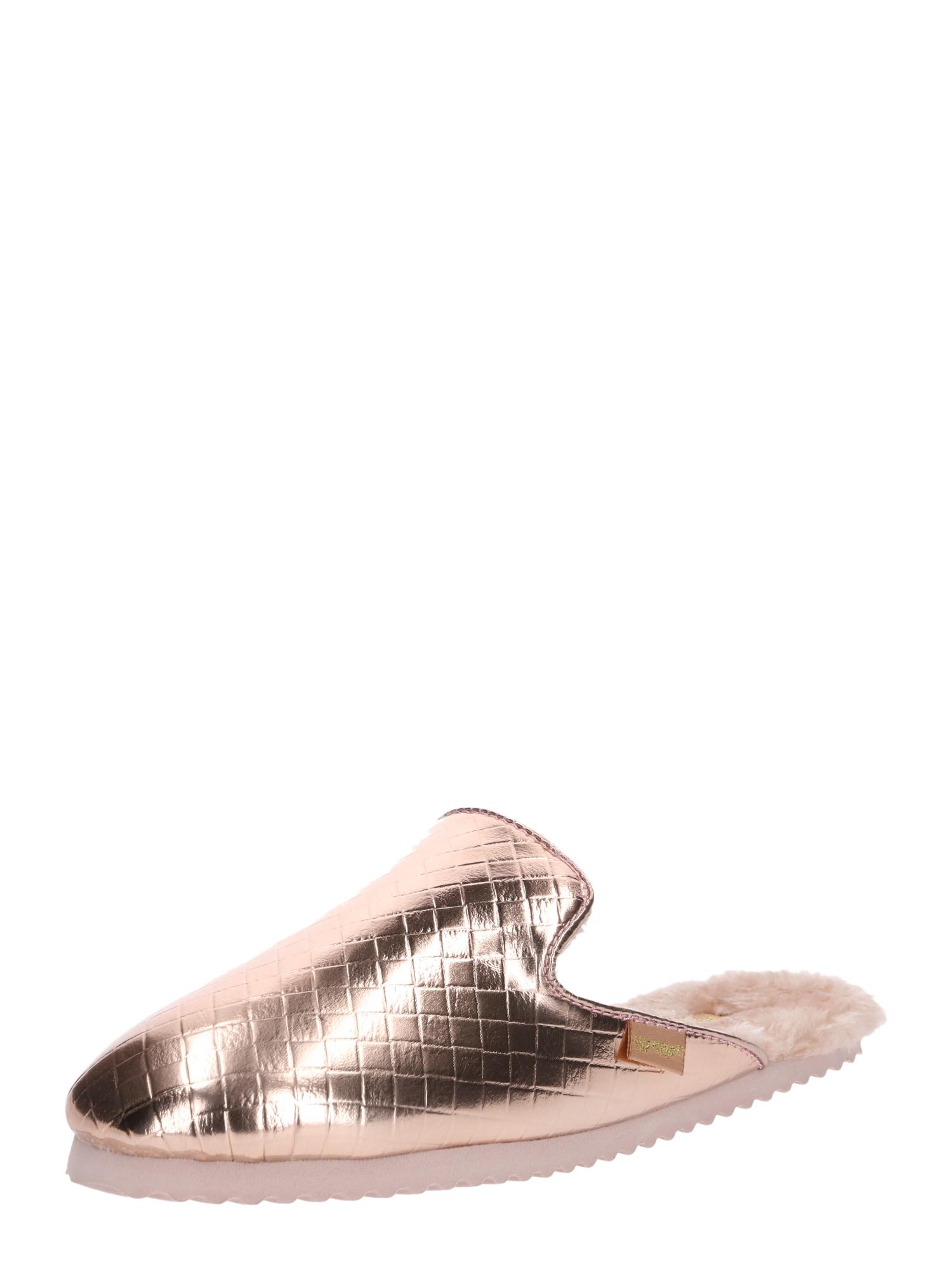 FLIPxFLOP Pantofle růžově zlatá FLIP*FLOP