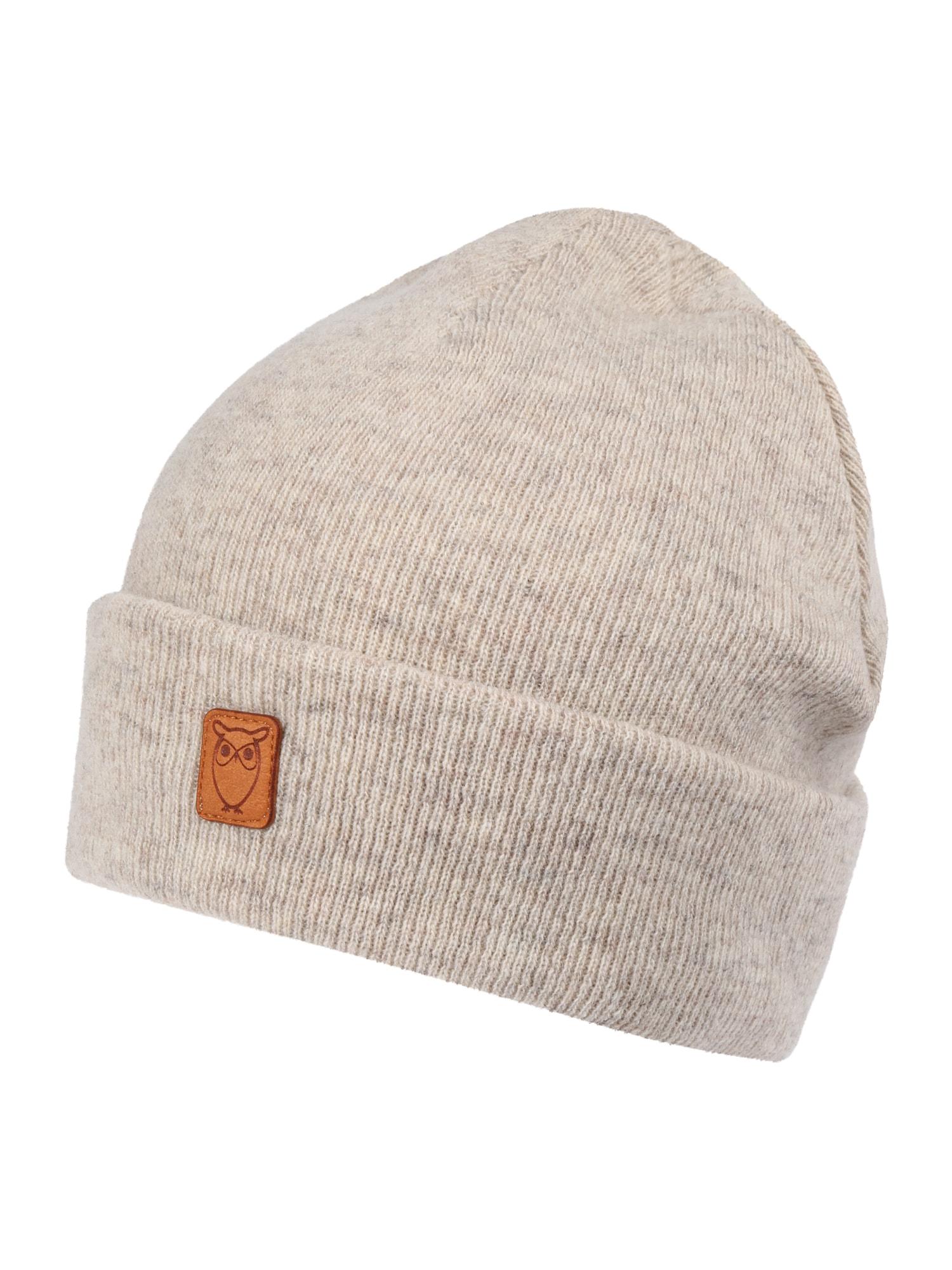 Mütze 'Beanie organic wool - GOTS'   Accessoires > Mützen   KnowledgeCotton Apparel
