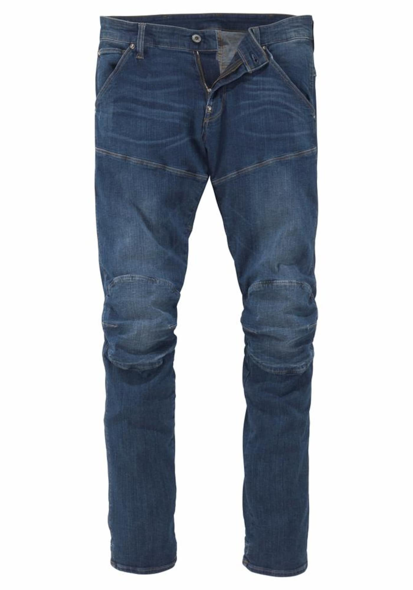 G-STAR RAW Heren Jeans 5620 Elwood 3D Super Slim blue denim
