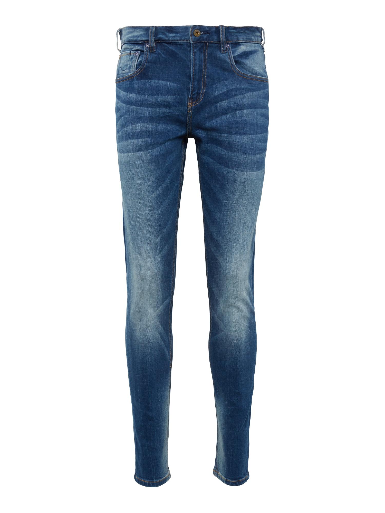 SCOTCH  and  SODA Heren Jeans Skim Kimono Yes blue denim