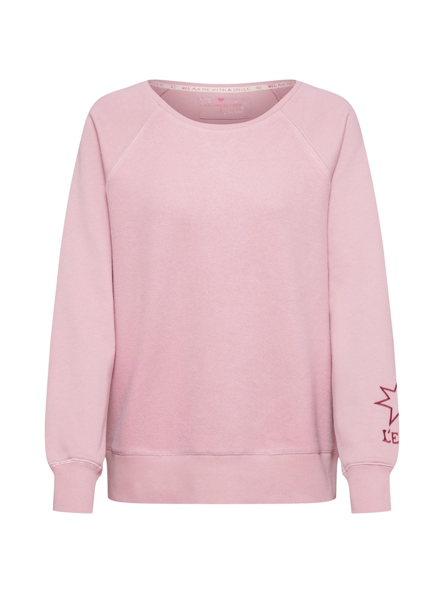 LIEBLINGSSTÜCK Mikina 'QuirinaL'  pink