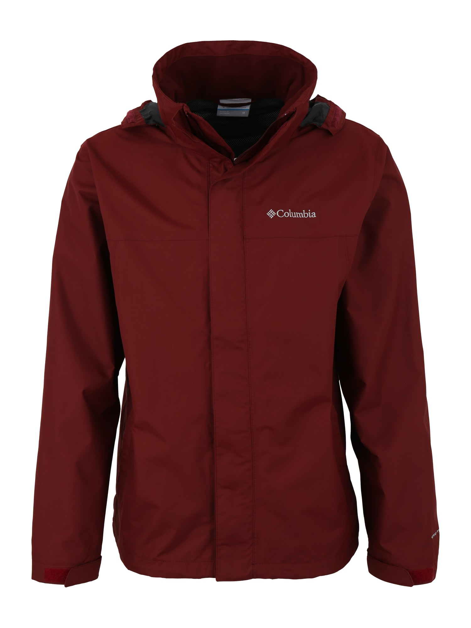 Outdoorová bunda Timothy Lake Jacket vínově červená COLUMBIA