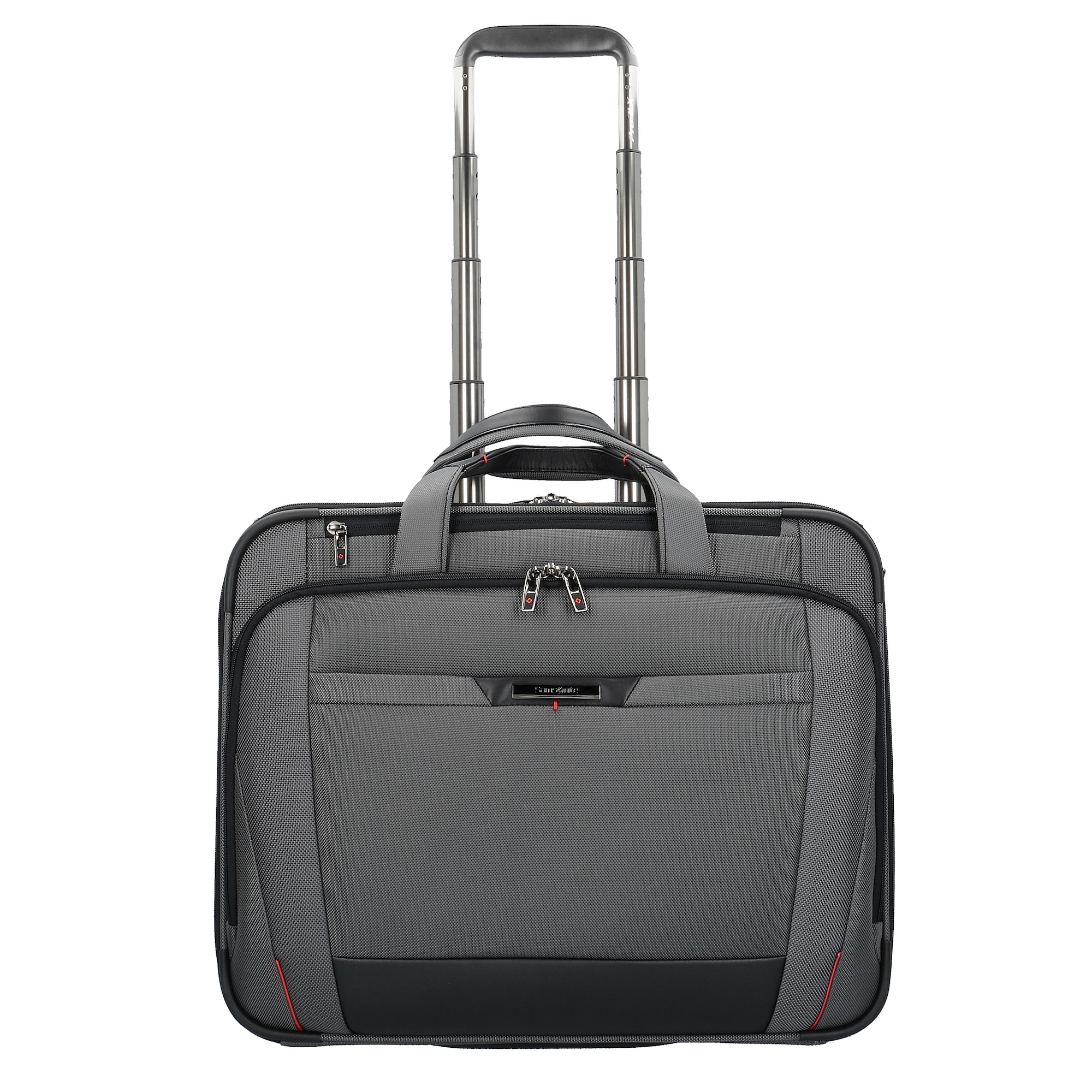 Pro-DLX 5 Upright 2-Rollen Business Trolley 48 cm Laptopfach | Taschen > Businesstaschen > Business Trolleys | Grau | Samsonite