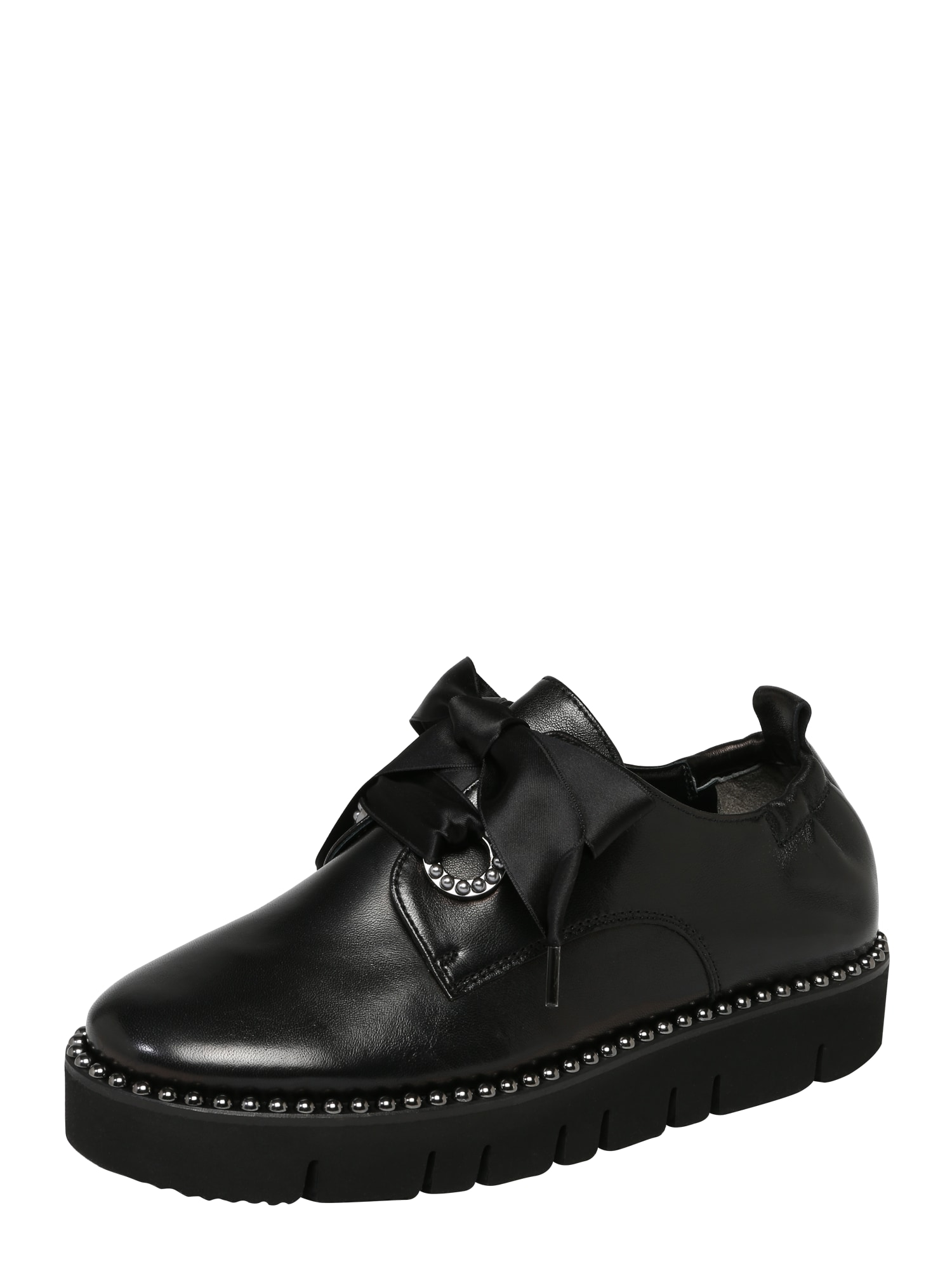 Šněrovací boty Malu XXL černá Kennel & Schmenger