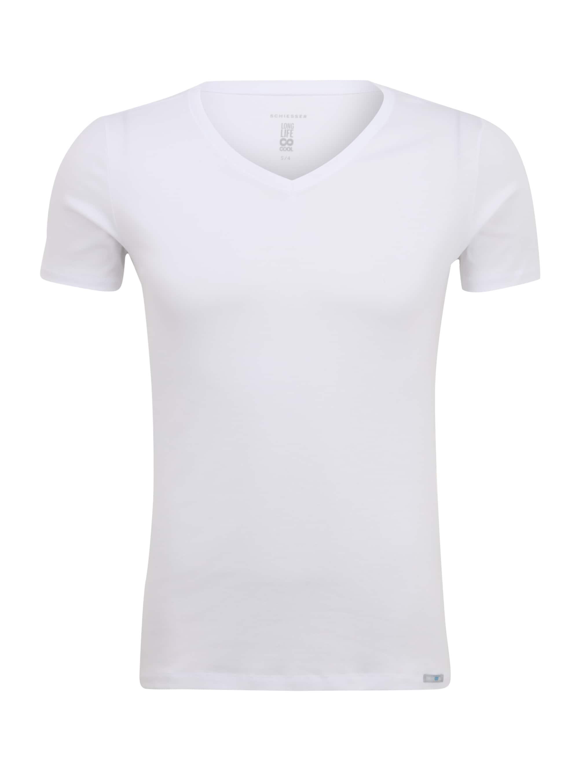 schiesser - Unterhemd mit V-Ausschnitt