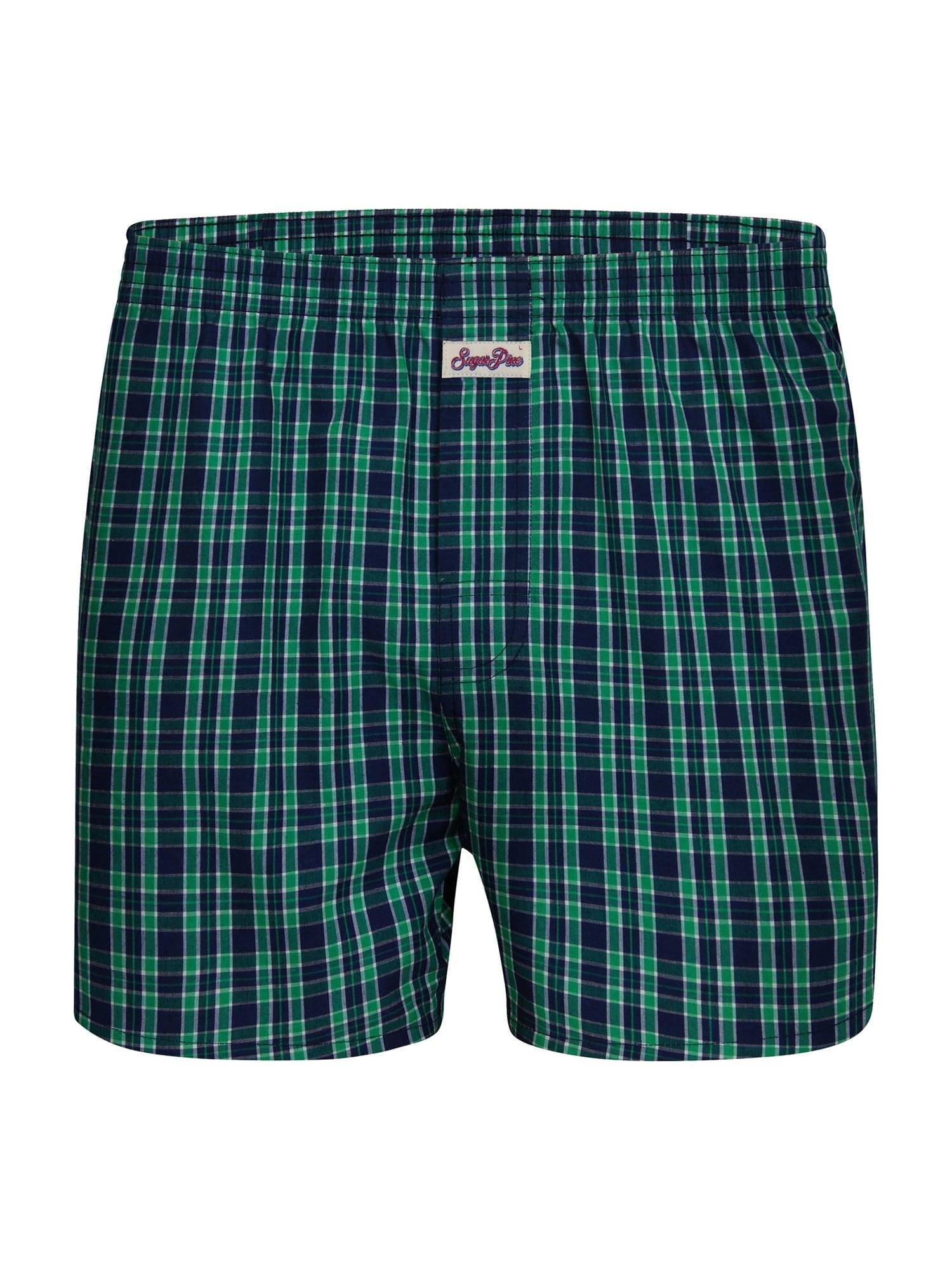 Boxershorts 'Classic Check' | Bekleidung > Wäsche > Boxershorts | Sugar Pine
