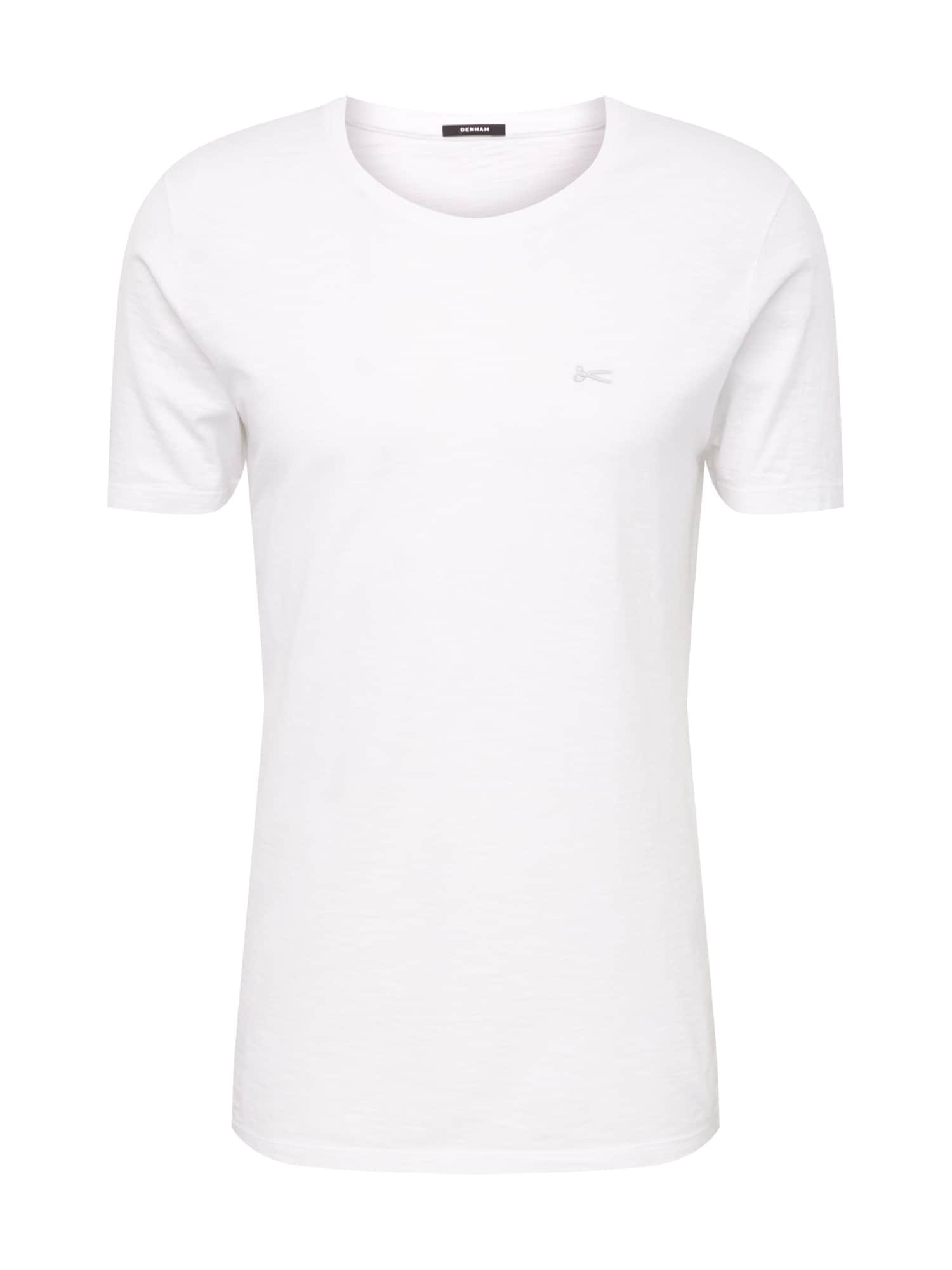 Tričko INGO TEE SLC bílá DENHAM