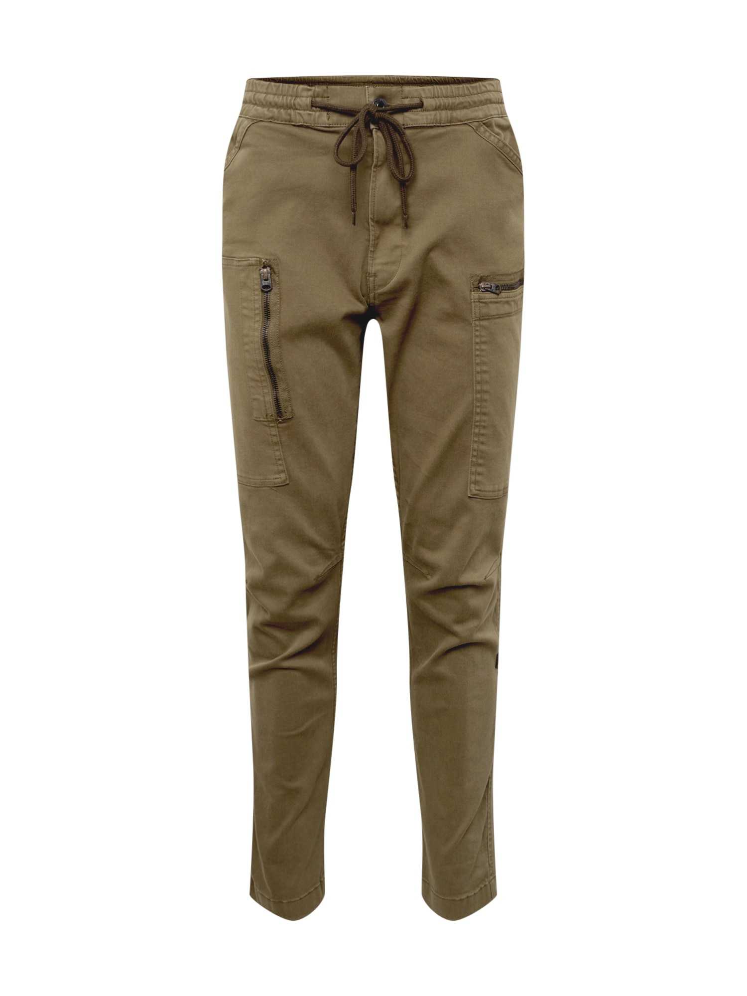 Džíny Powel khaki G-STAR RAW
