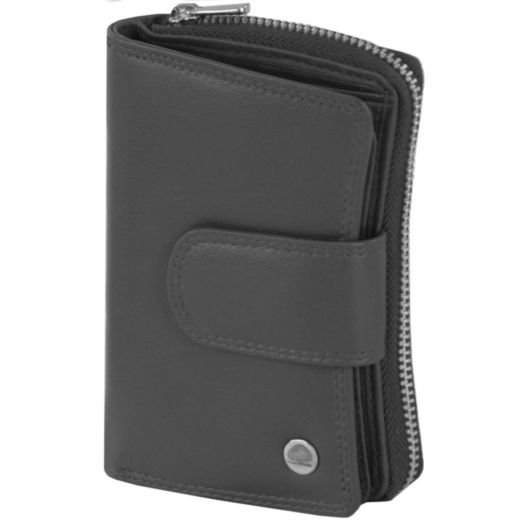Geldbörse | Accessoires > Portemonnaies | Schwarz | GREENBURRY