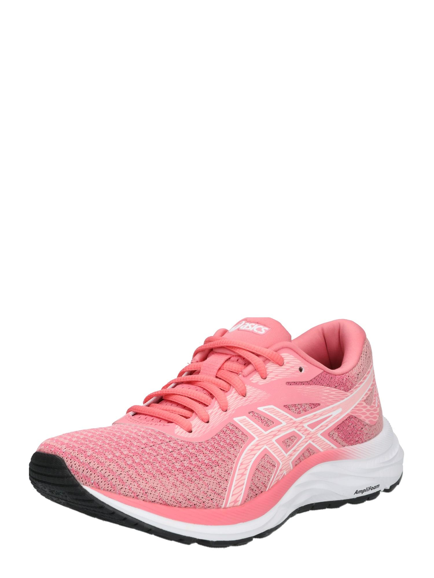 Běžecká obuv GEL-EXCITE 6 TWIST růžová bílá ASICS