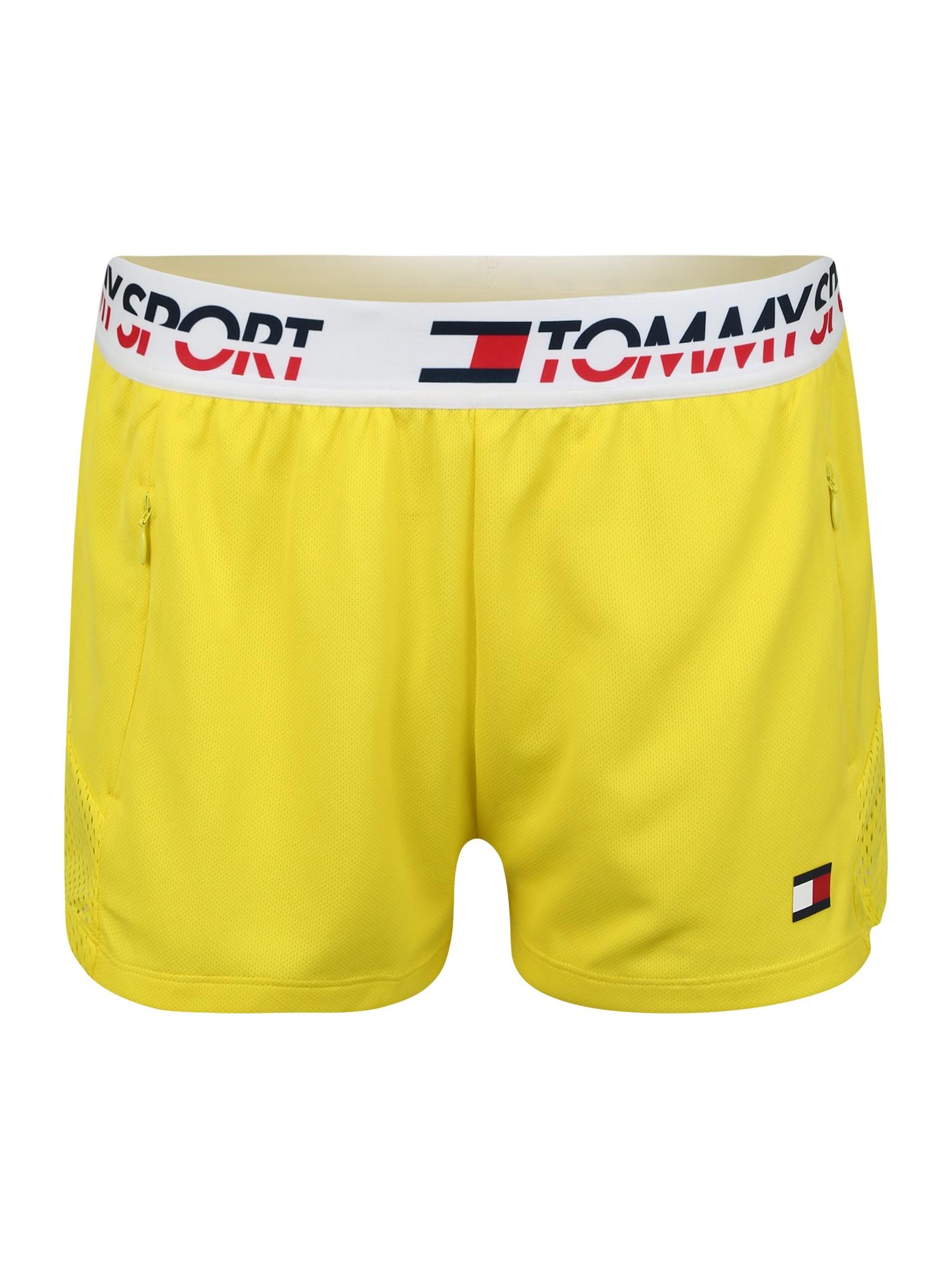 Sportovní kalhoty žlutá Tommy Sport
