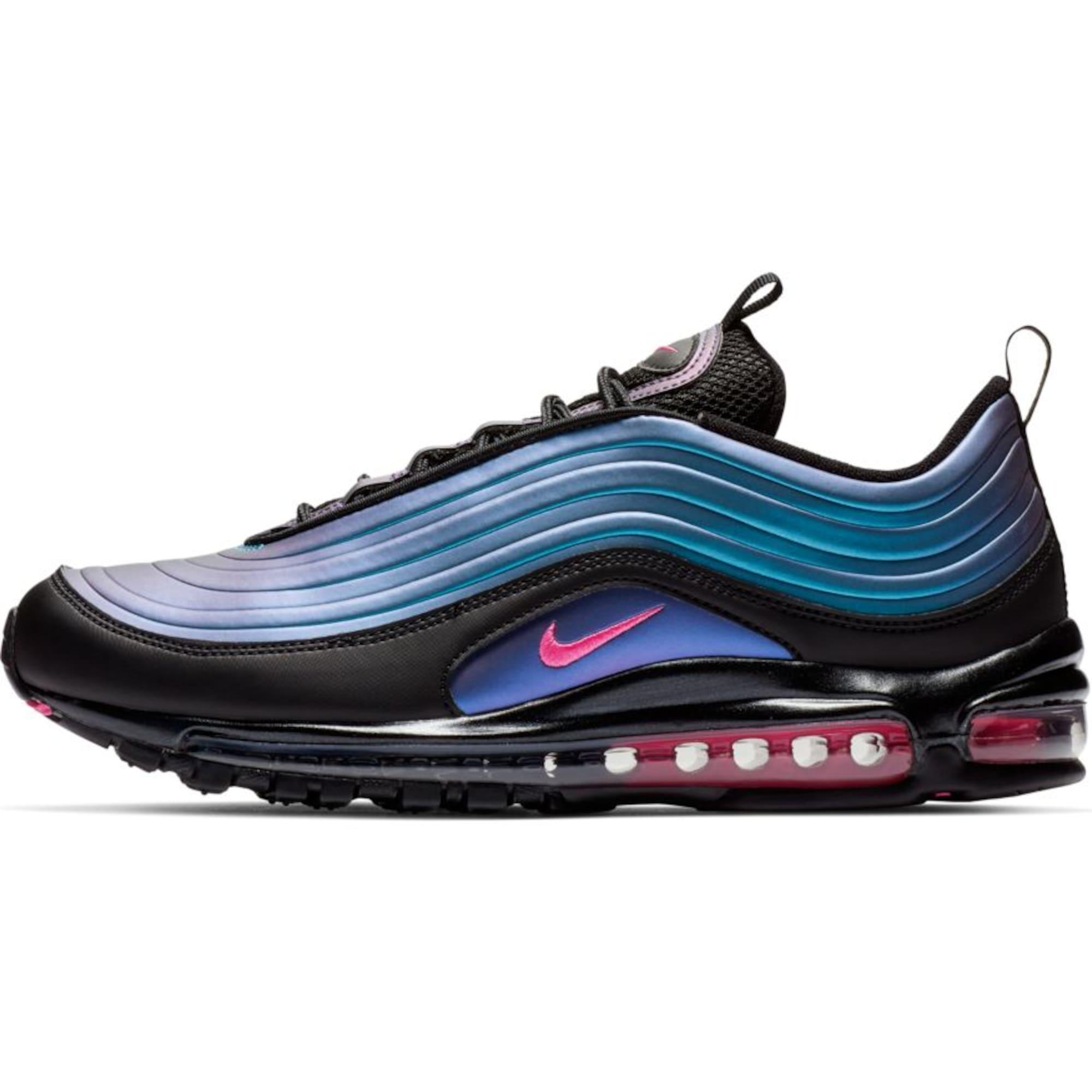 Tenisky Air Max 97 LX modrá pink černá Nike Sportswear