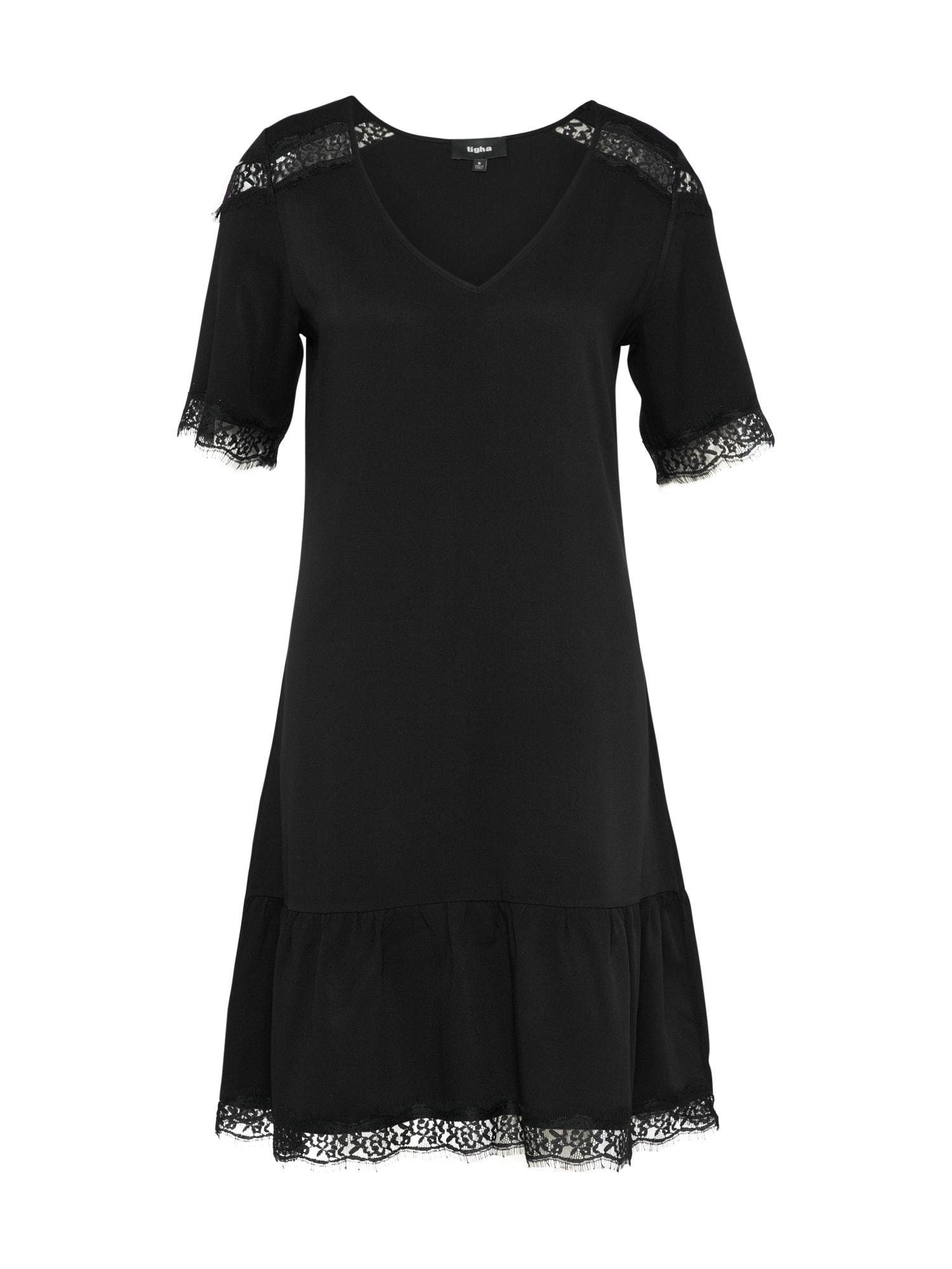 Šaty Kimora černá Tigha
