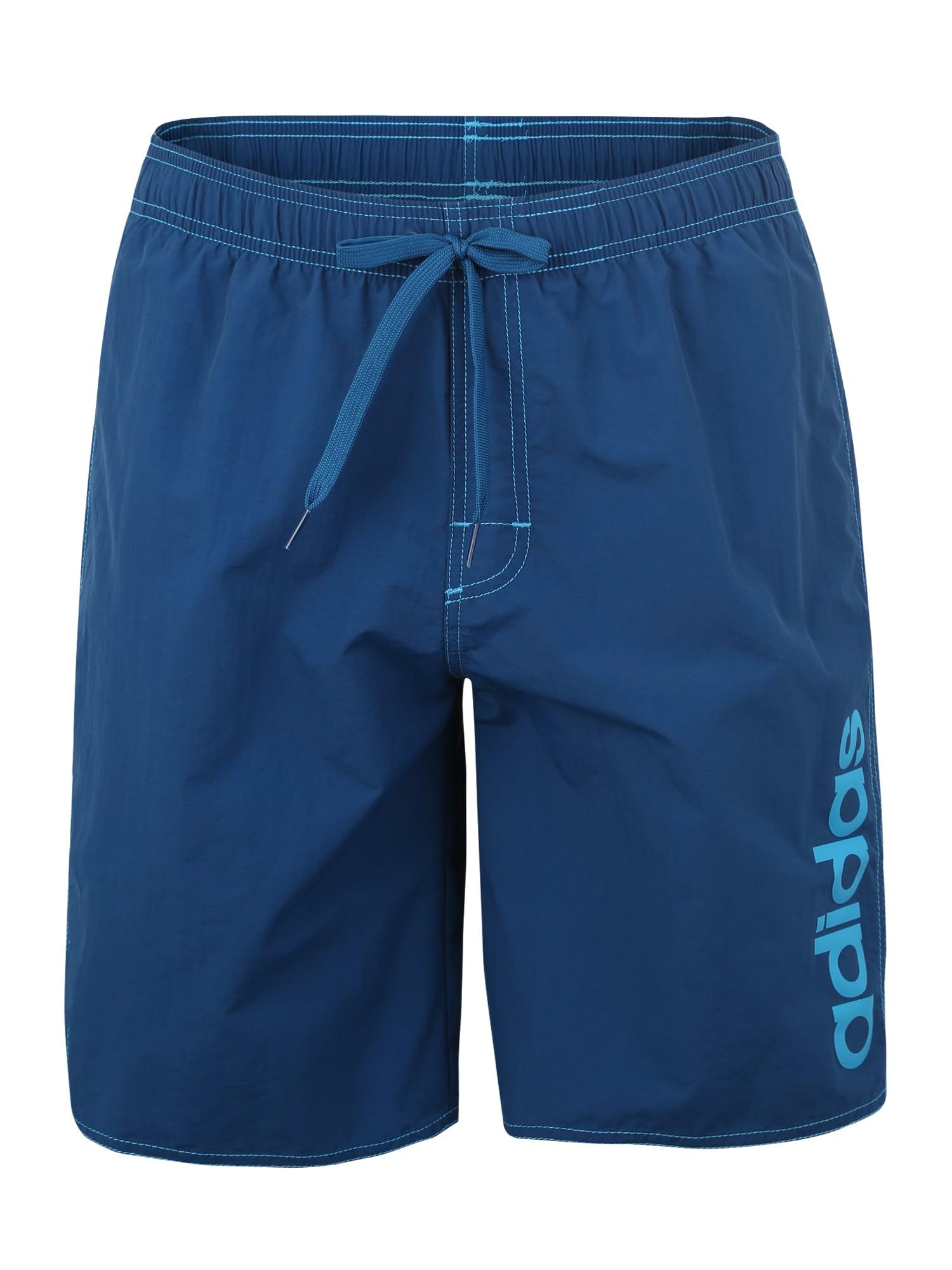 Sportovní plavky LIN SH CL marine modrá ADIDAS PERFORMANCE