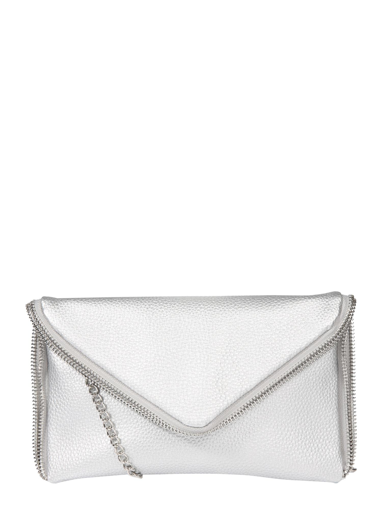 Taška přes rameno Victoria stříbrná Sweet Deluxe