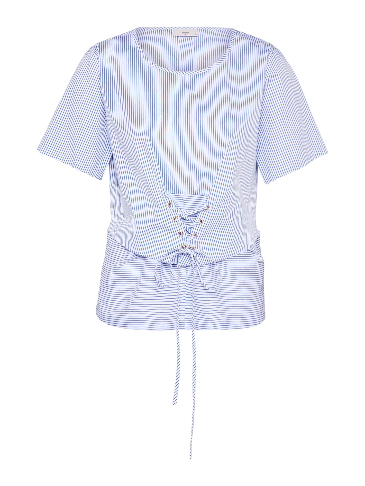 Tunika Cathja modrá bílá Minimum