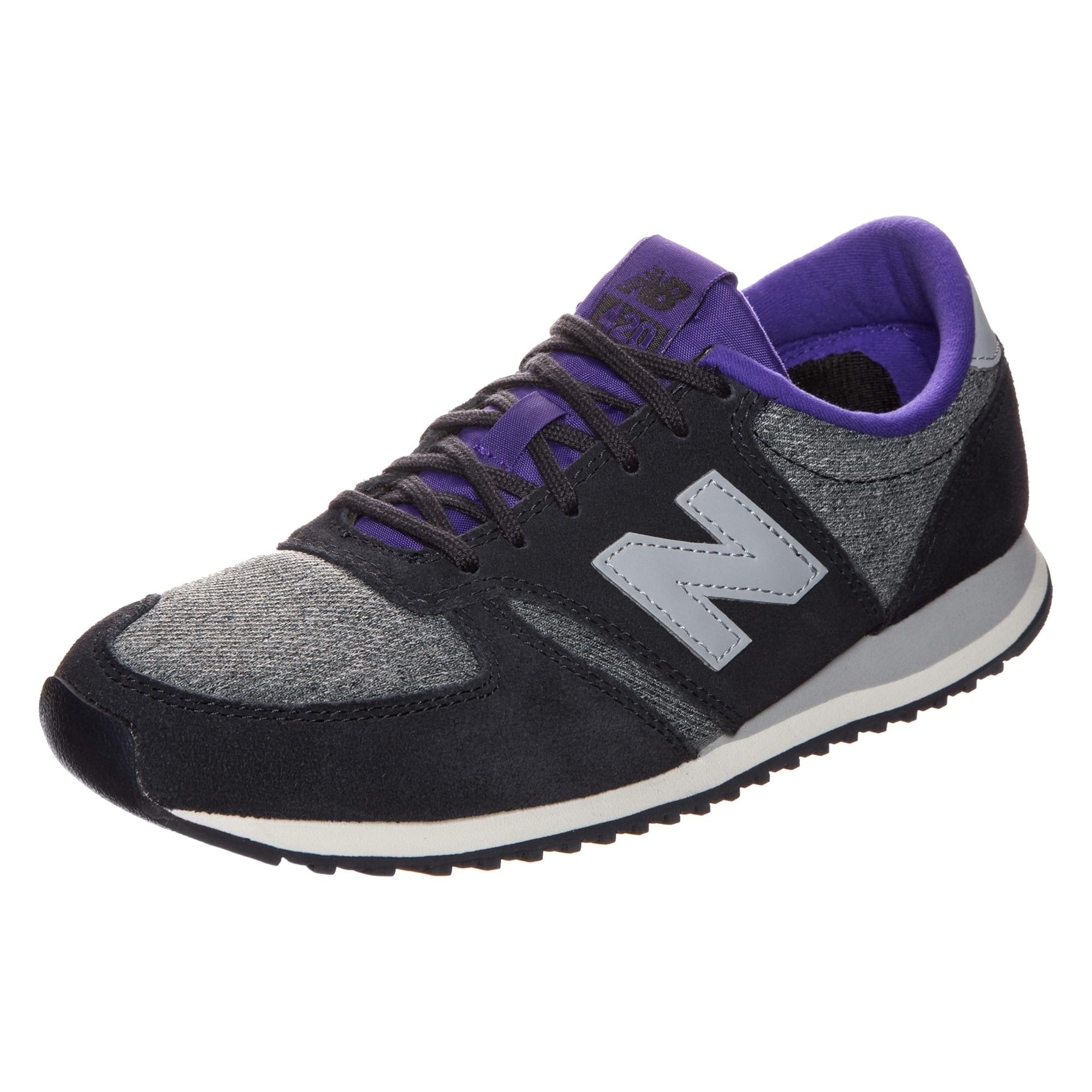 New Balance, Dames Sneakers laag 'WL420-LPC-B', zwart