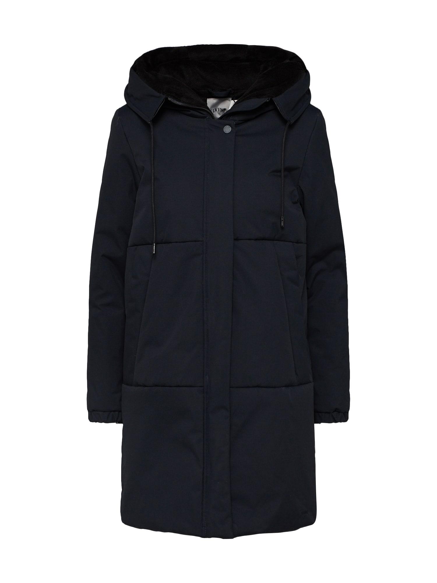 Zimní bunda Tiril námořnická modř Elvine