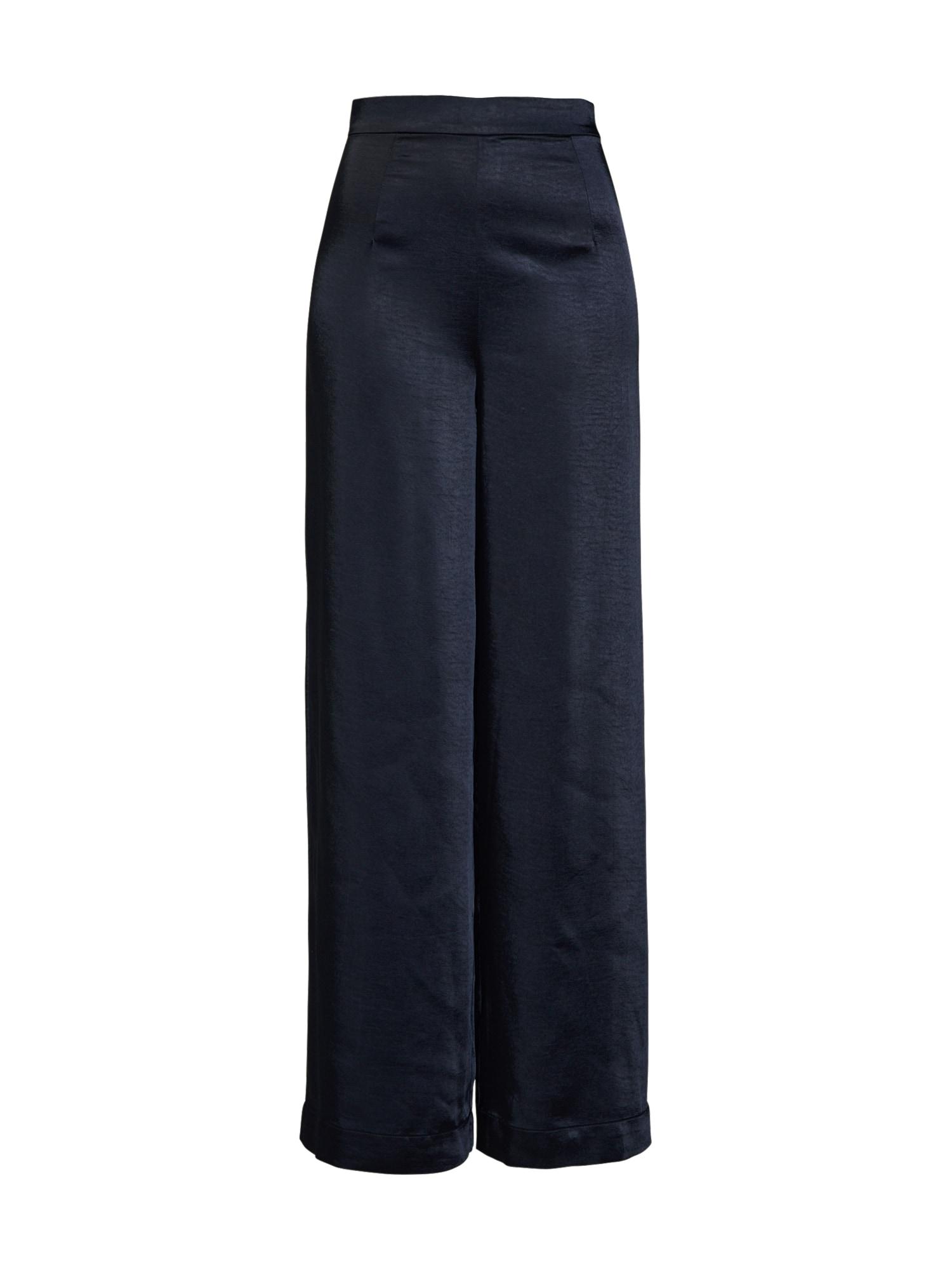 Kalhoty Liara tmavě modrá EDITED