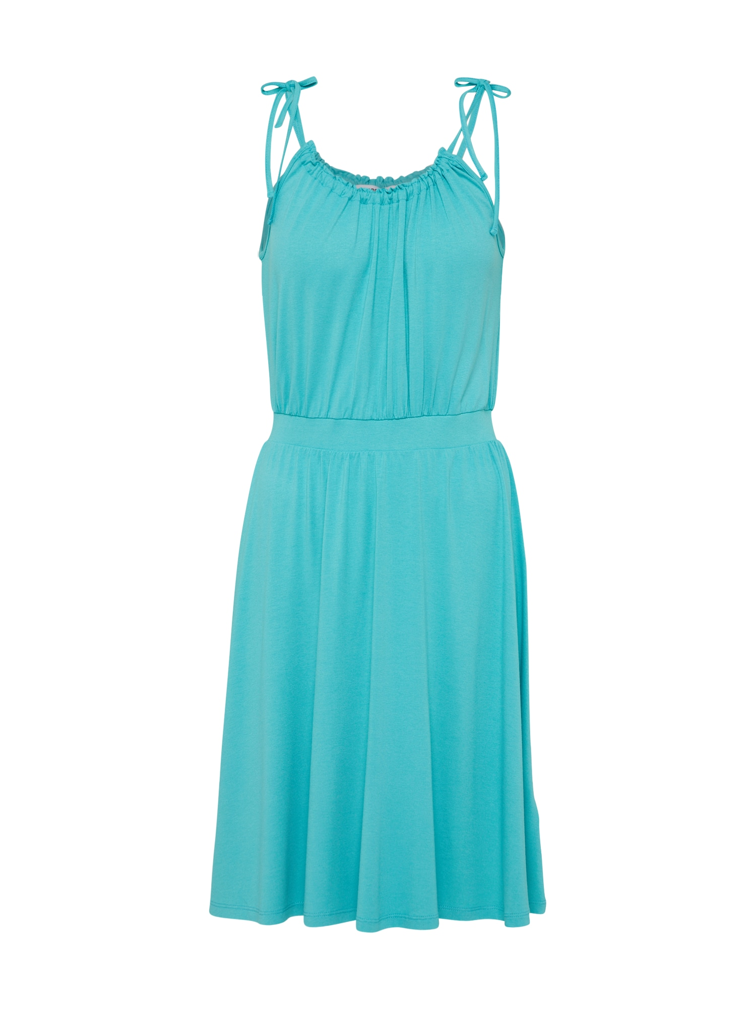 ABOUT YOU Zomerjurk 'Luana' turquoise