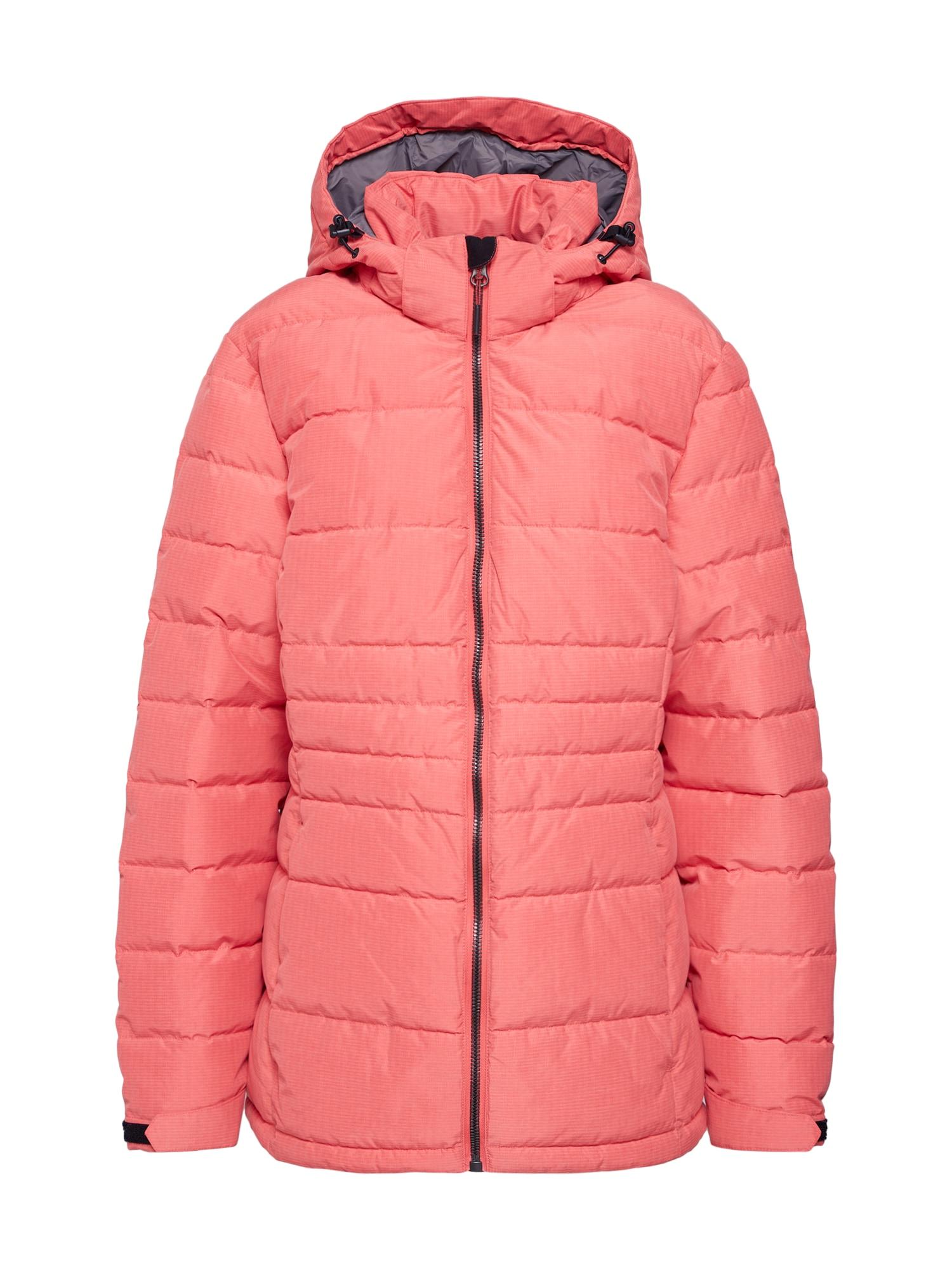 KILLTEC Zimní bunda 'Edna'  pink