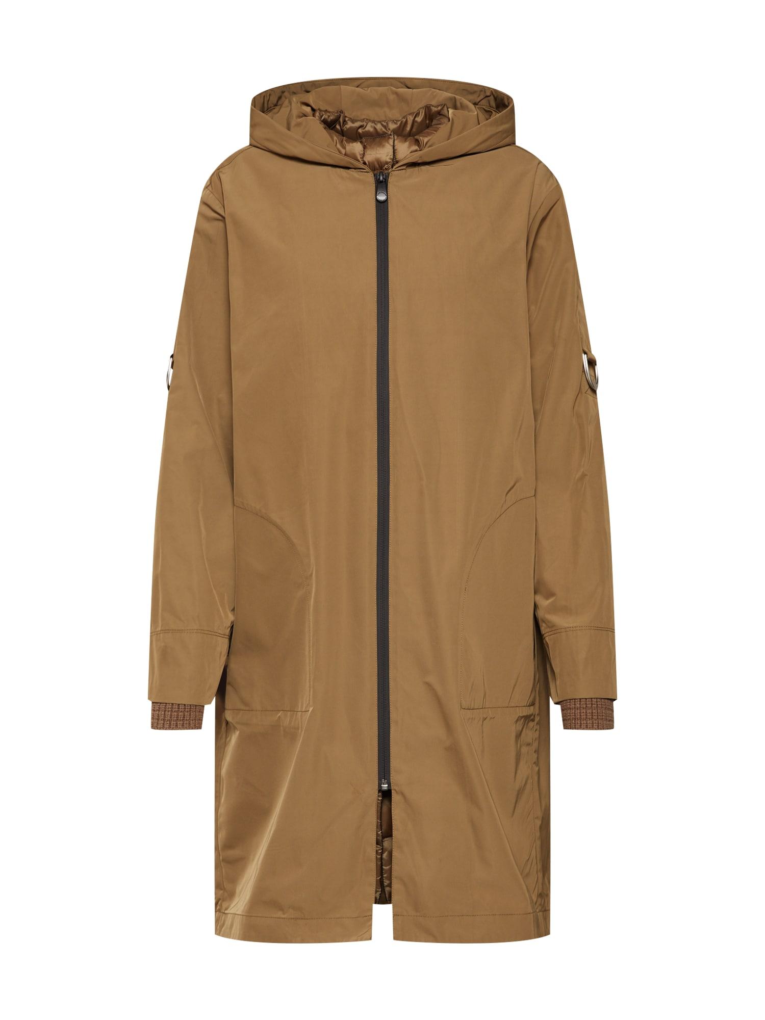 RENÉ LEZARD Přechodný kabát 'M618 S'  khaki