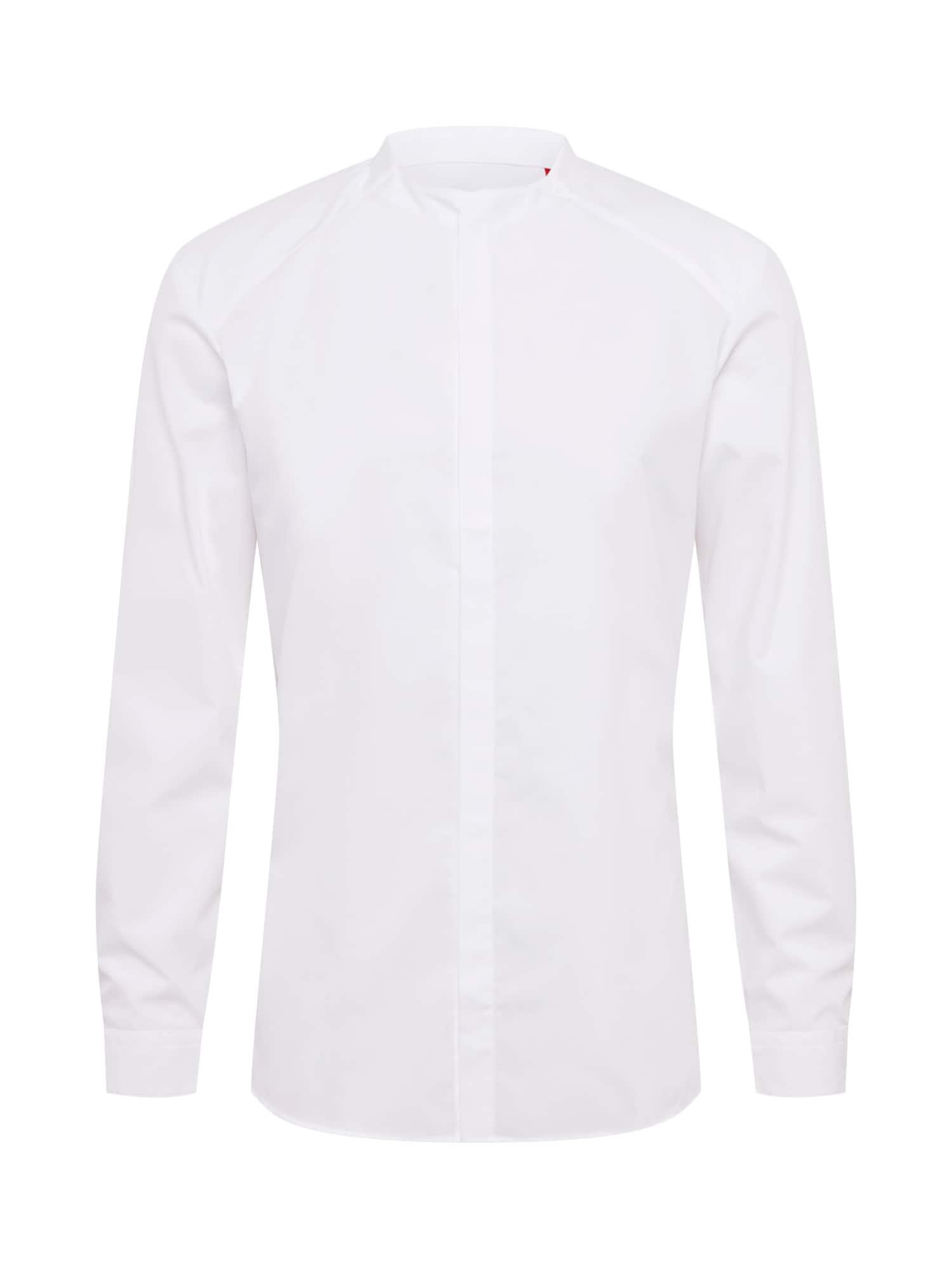 Společenská košile Ertis bílá HUGO
