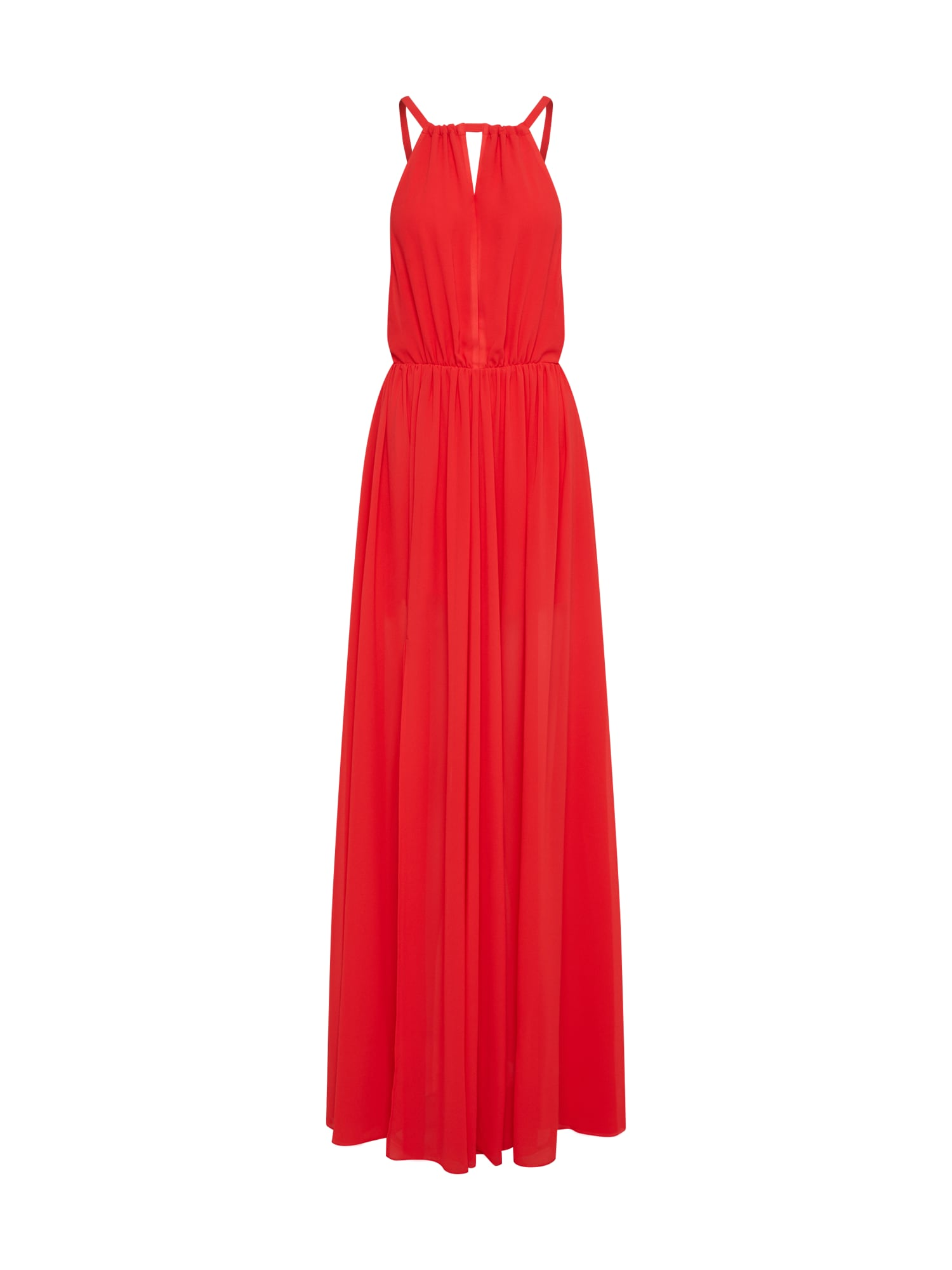 Koktejlové šaty STING červená IVYREVEL