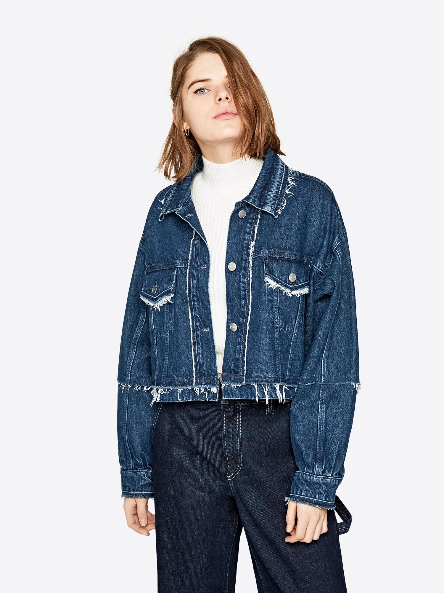pepe jeans - Jeansjacke 'RINA'   Dua Lipa  Collection