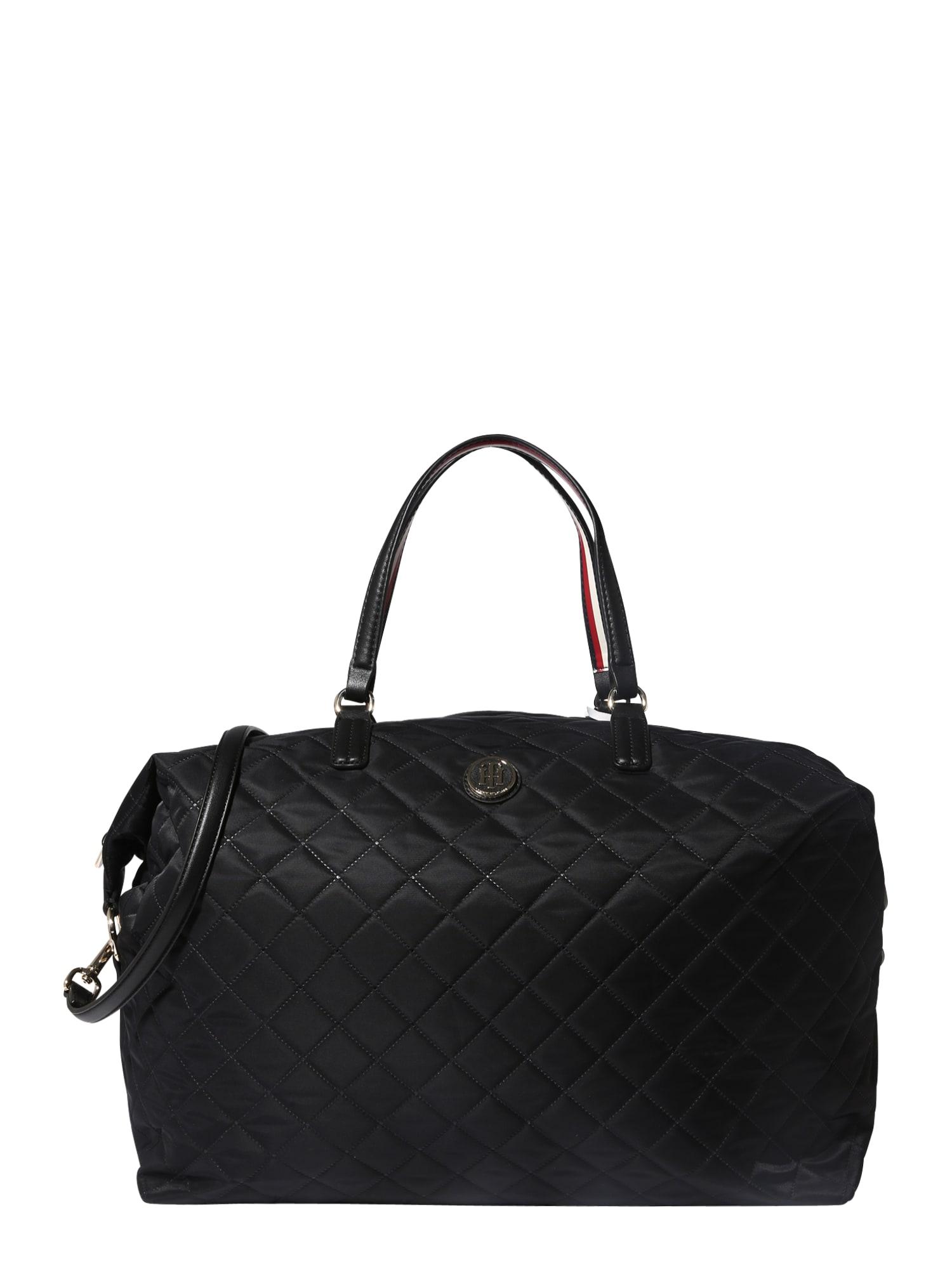 Cestovní taška POPPY WEEKENDER černá TOMMY HILFIGER